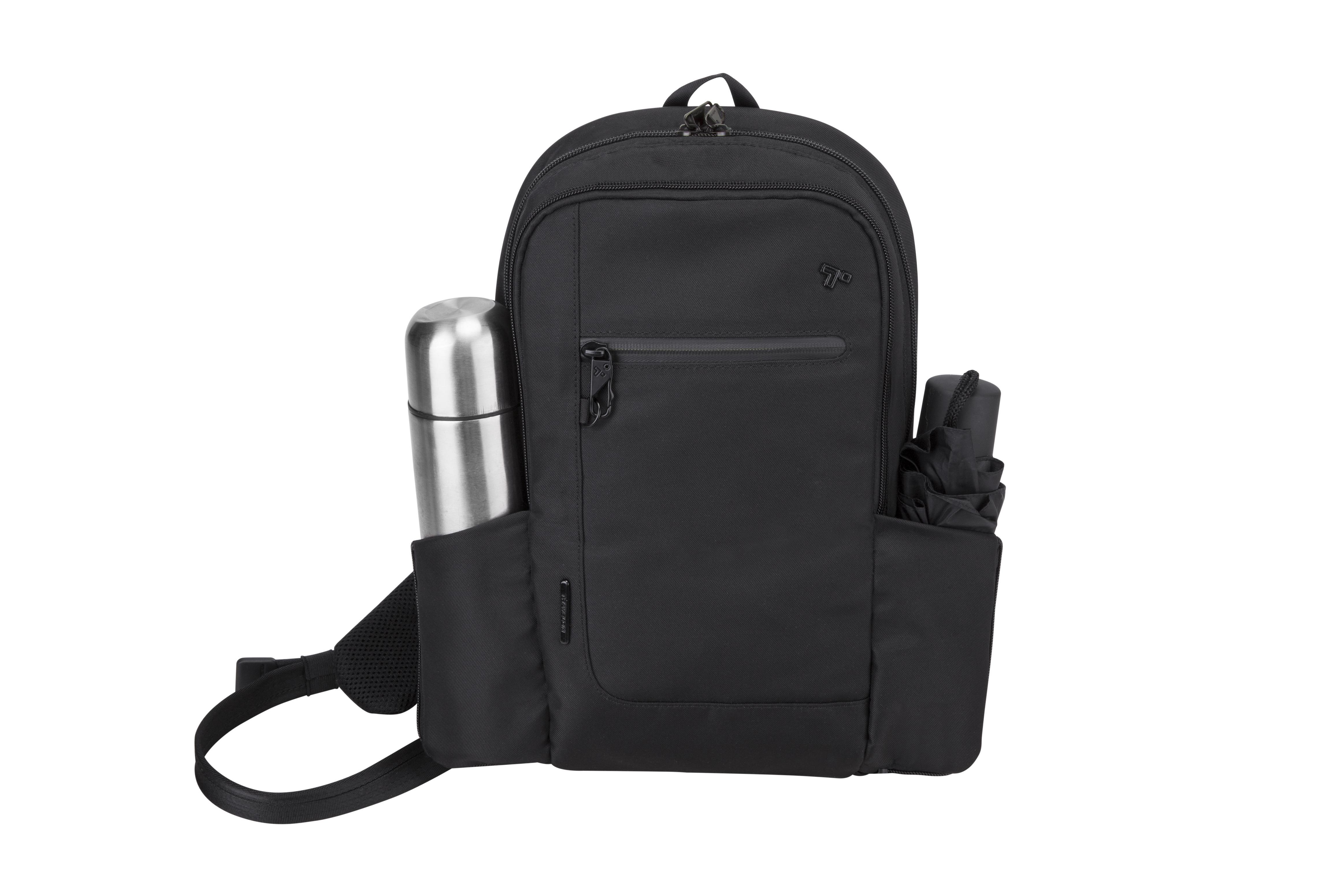 New-Travelon-Men-039-s-Anti-Theft-Urban-Sling-Bag