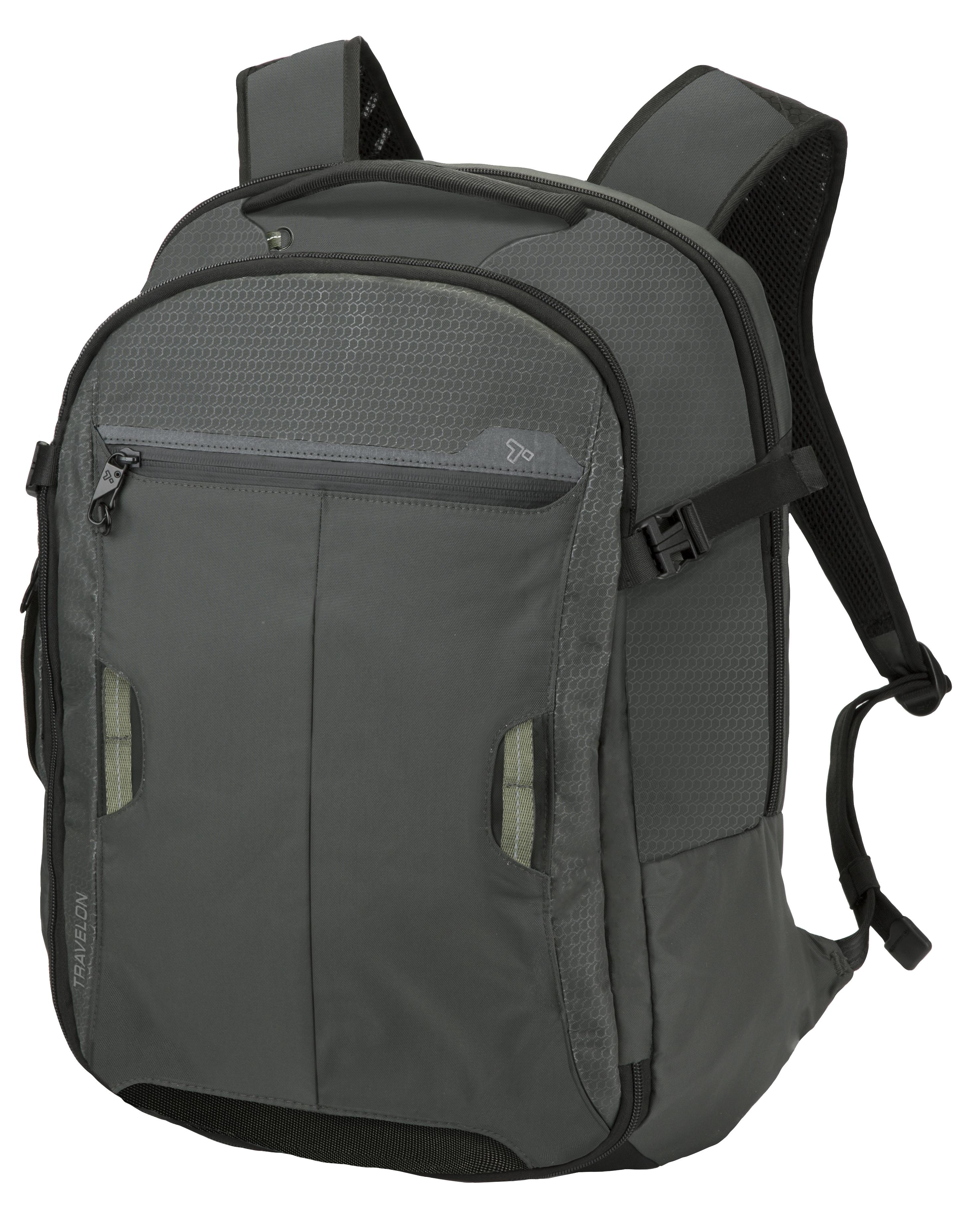 Travelon Men's Anti-Theft Active Carry-On Backpack