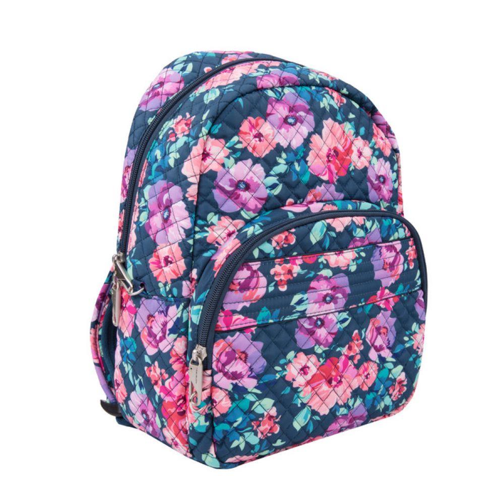 New Travelon Women's Anti-Theft Boho Backpack