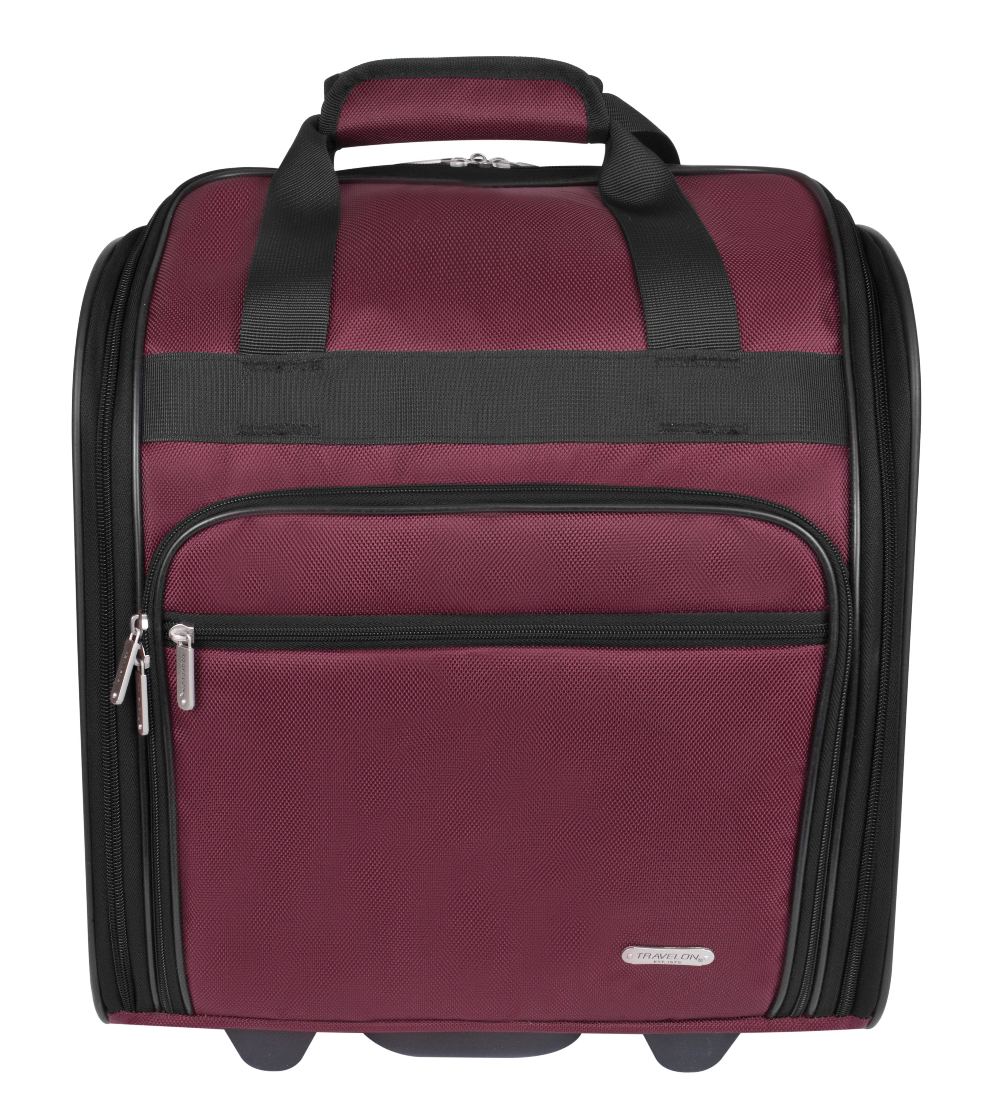 Travelon 15 inch Wheeled Underseat Carry-On