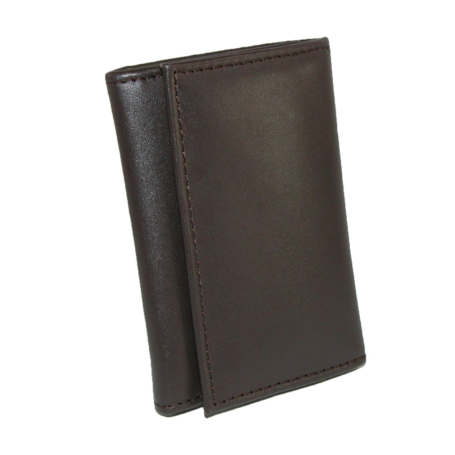Winn_International_Leather_Casual_Trifold_Key_Case_Wallet___one_size