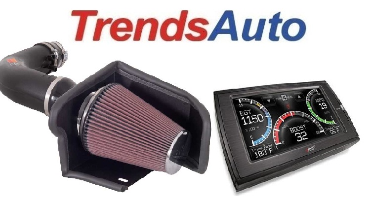 K N Performance Intake Edge Insight cts Ford F150 Harley Heritage Expedition