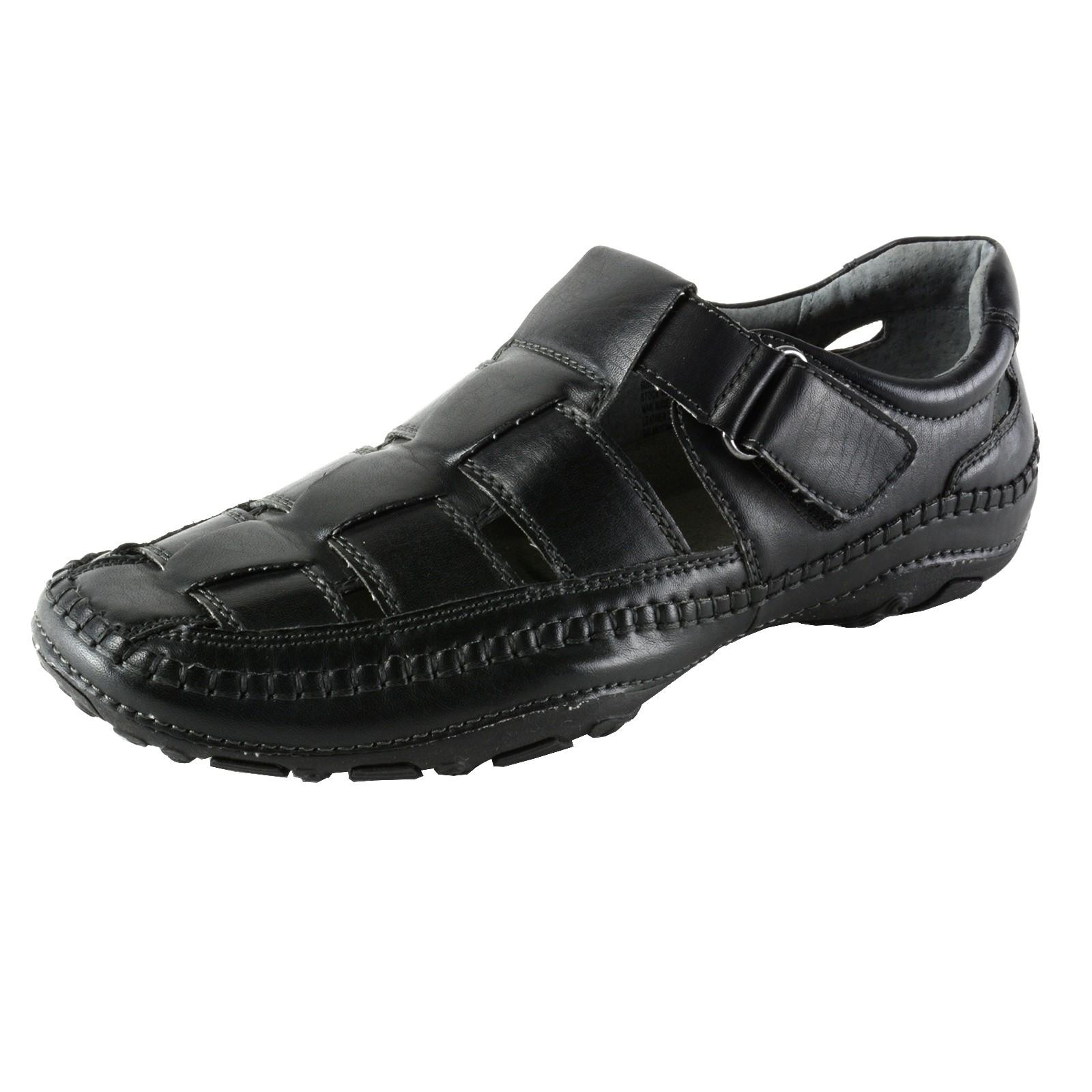Faux Leather Dress Shoes Foam