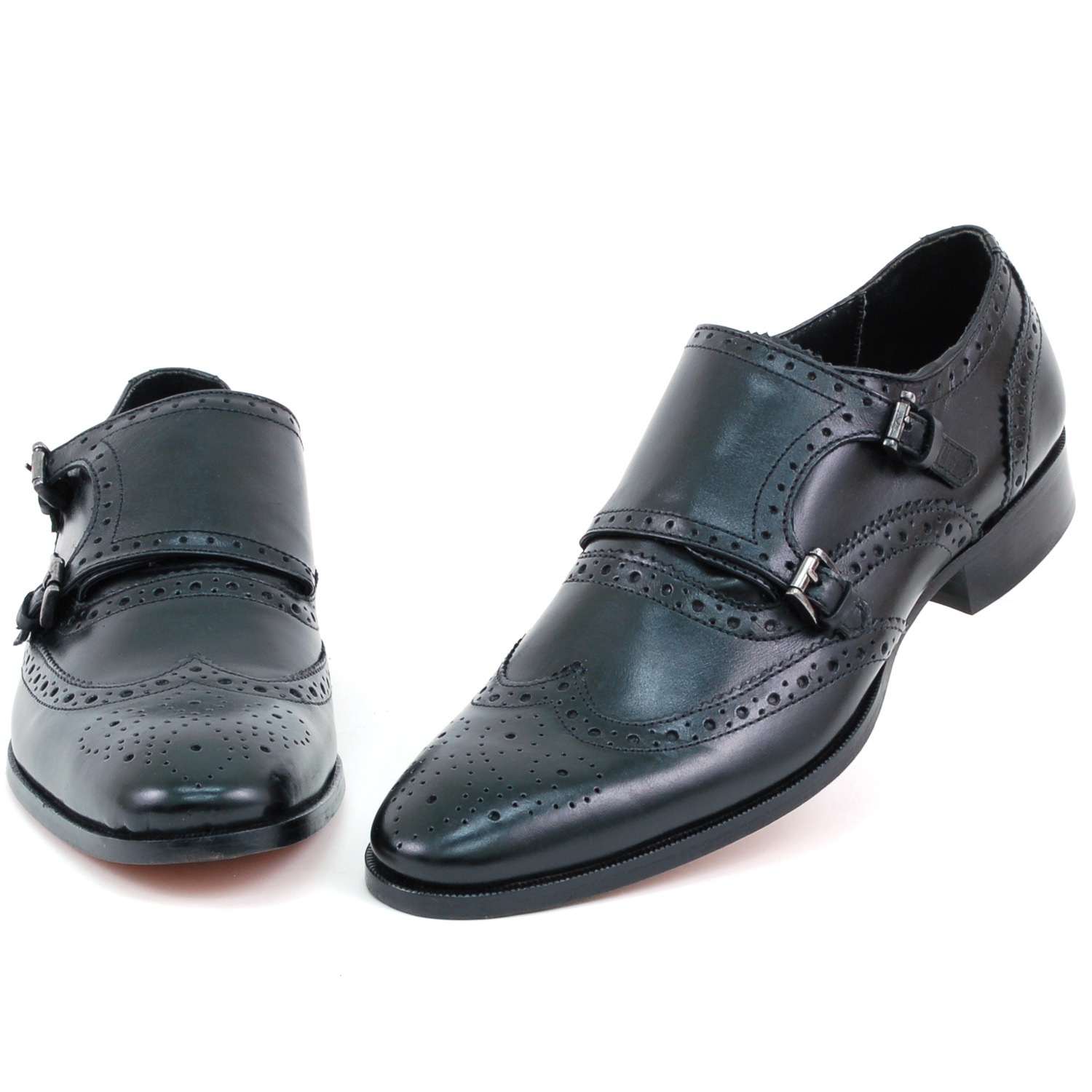 Are Monk Strap Shoes Slip On