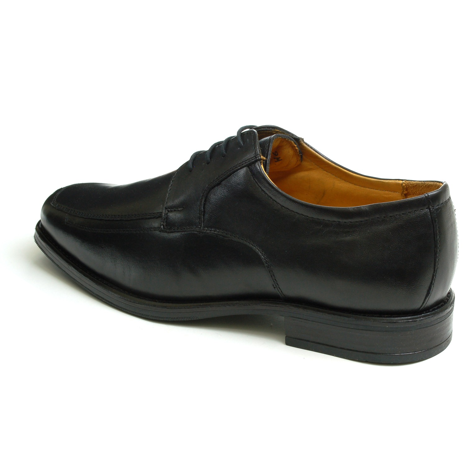 Mens-Lace-Up-Oxfords-Dress-Shoes-Genuine-Leather-Moc-Toe-Giorgio-Brutini-Padded thumbnail 11