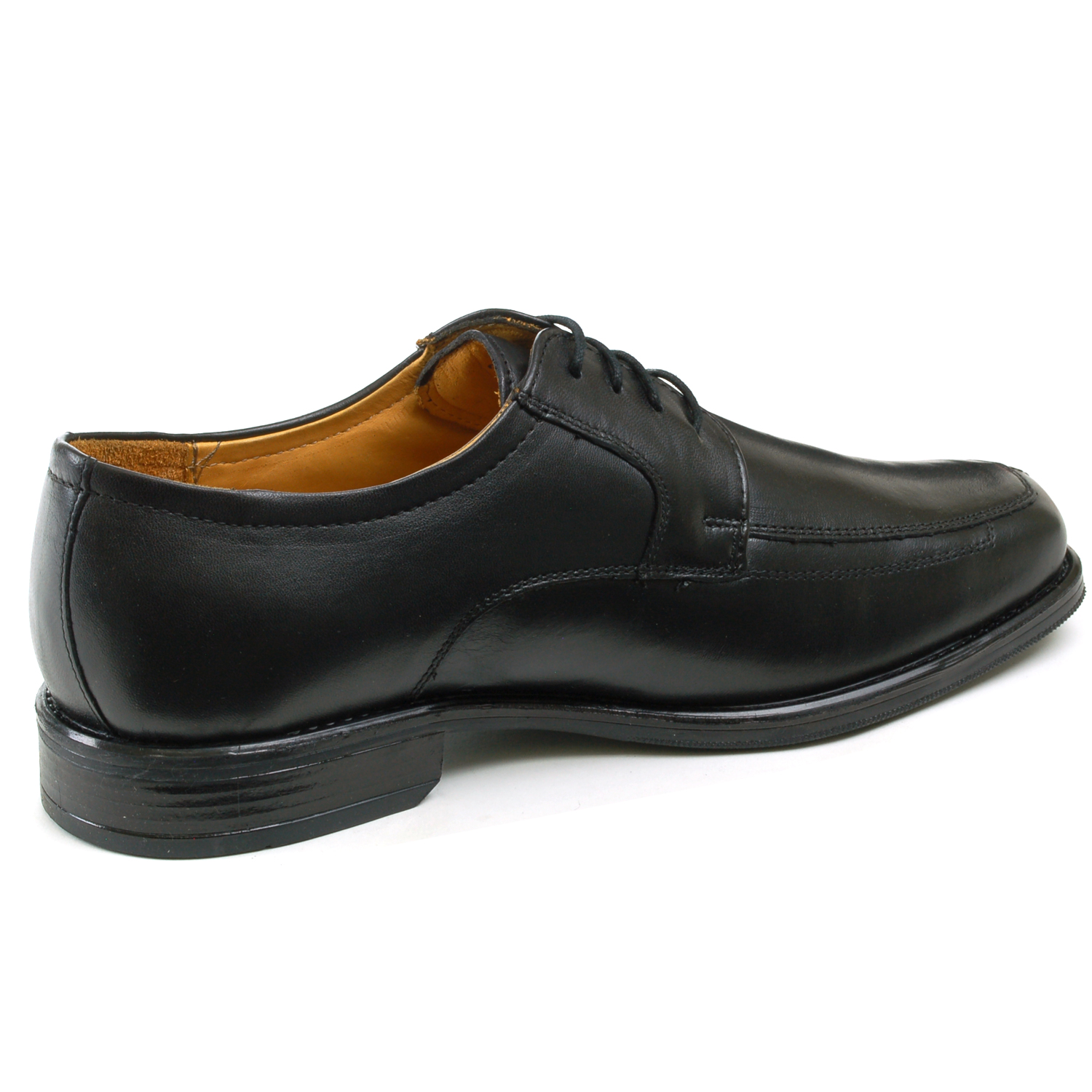 Mens-Lace-Up-Oxfords-Dress-Shoes-Genuine-Leather-Moc-Toe-Giorgio-Brutini-Padded thumbnail 12