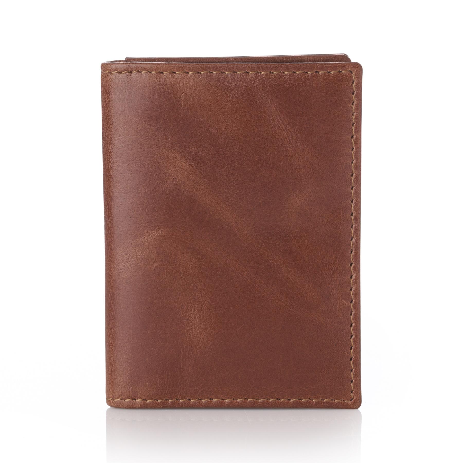 Alpine-Swiss-RFID-Leather-Business-Card-Wallet-Minimalist-ID-Window-Card-Holder thumbnail 22