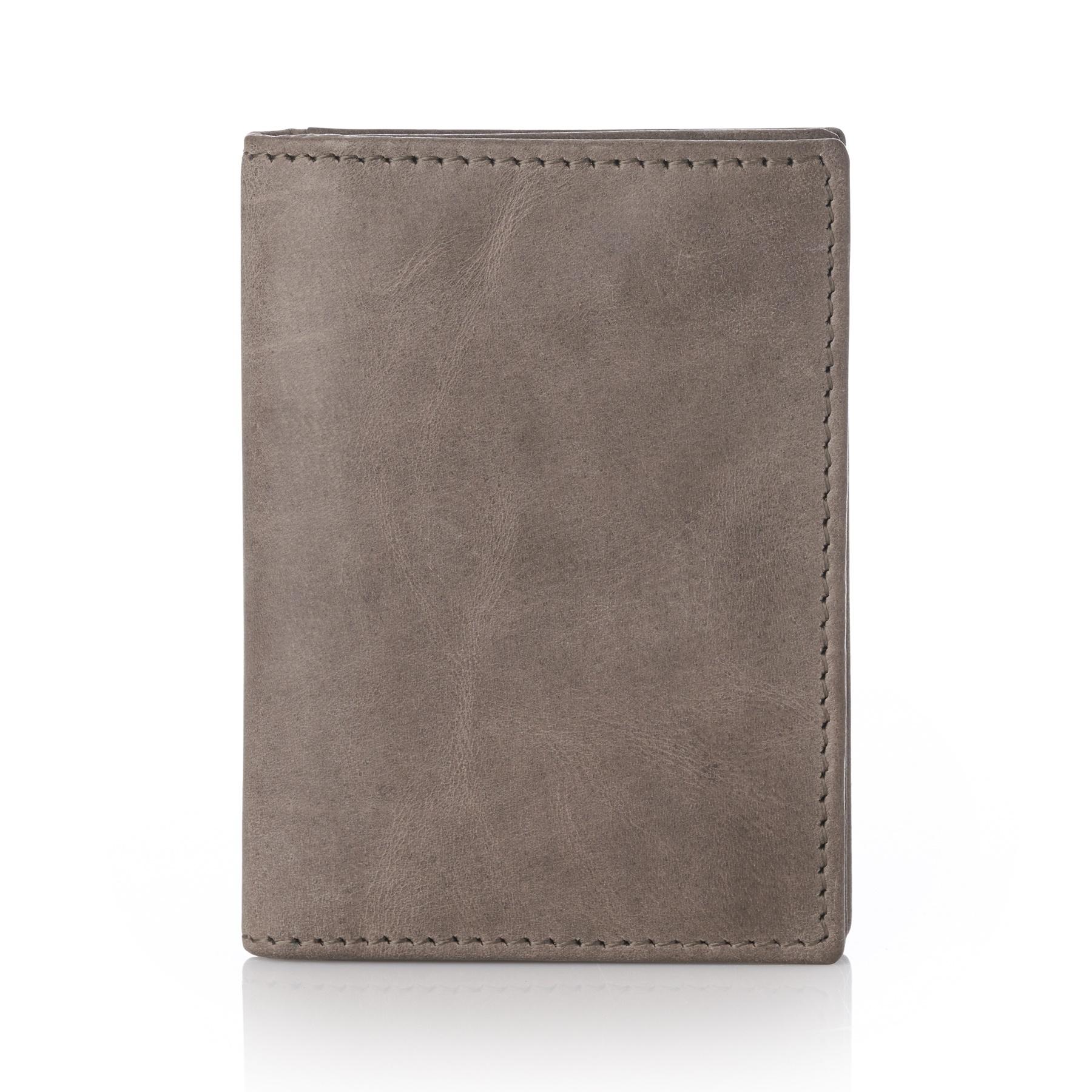Alpine-Swiss-RFID-Leather-Business-Card-Wallet-Minimalist-ID-Window-Card-Holder thumbnail 40