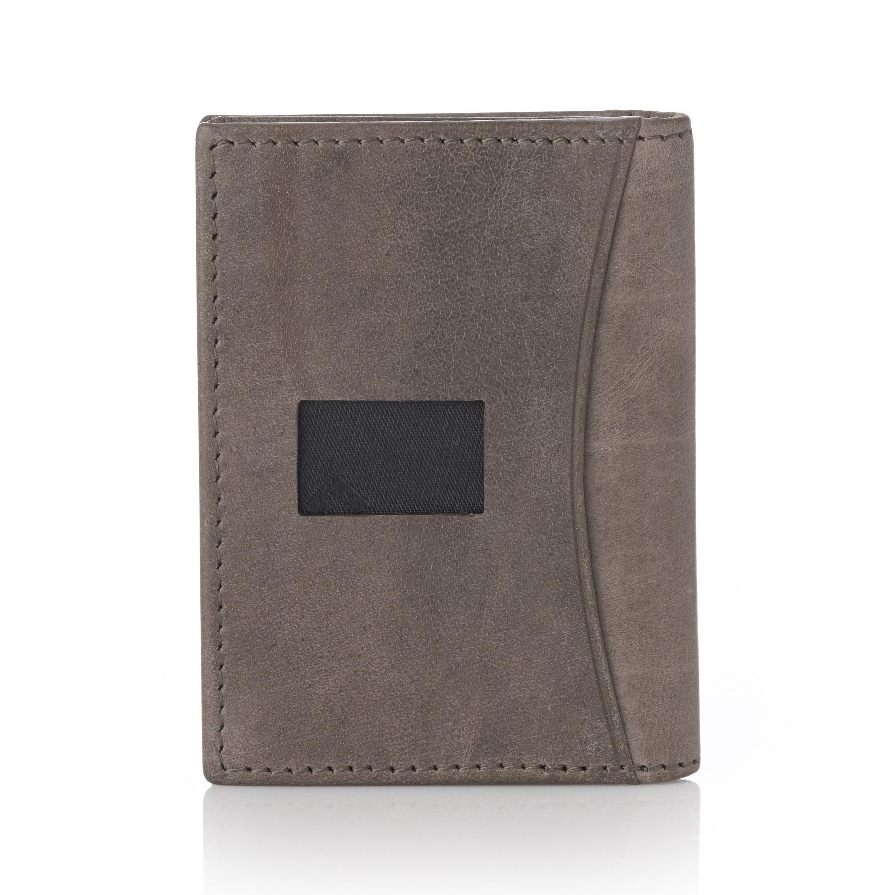 Alpine-Swiss-RFID-Leather-Business-Card-Wallet-Minimalist-ID-Window-Card-Holder thumbnail 41
