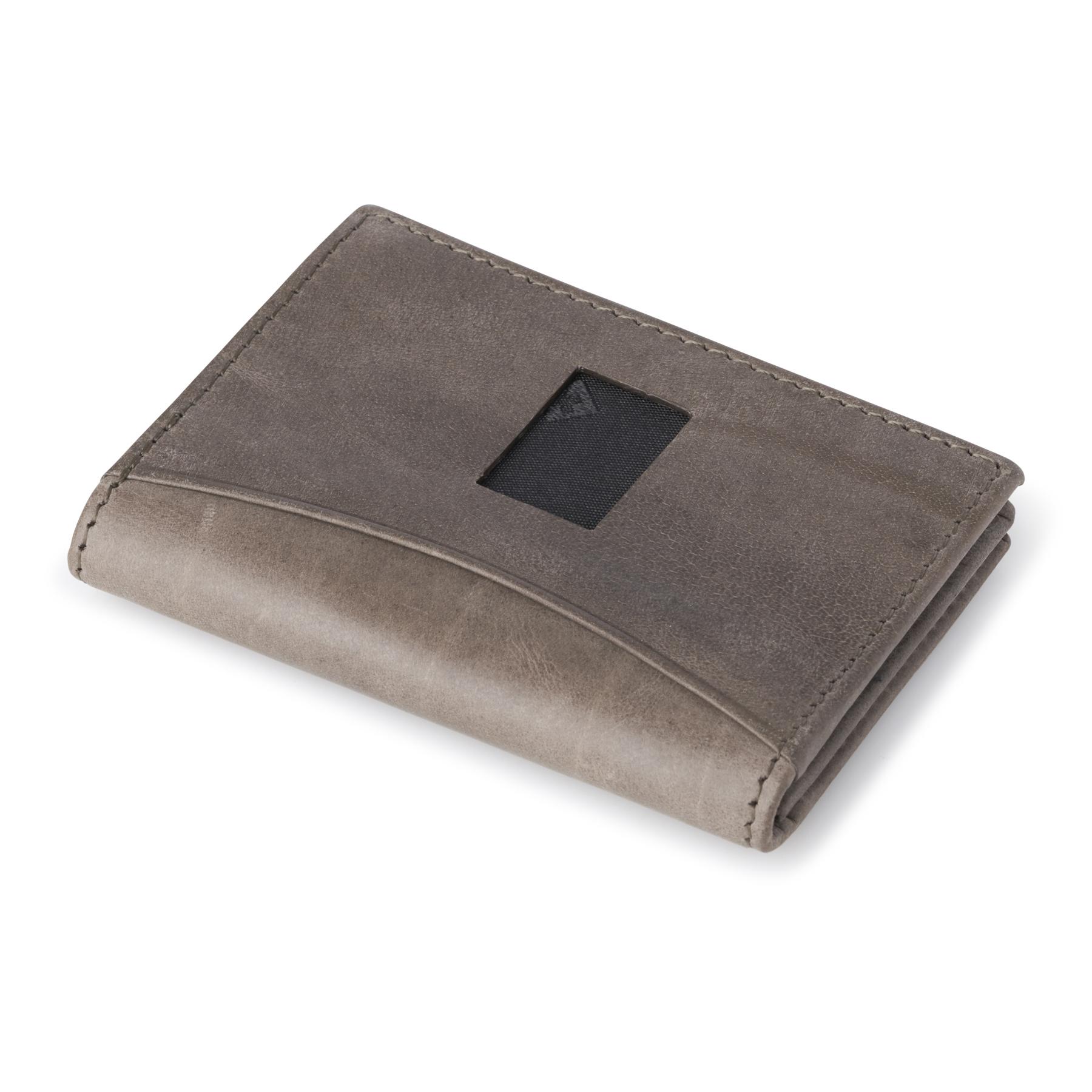 Alpine-Swiss-RFID-Leather-Business-Card-Wallet-Minimalist-ID-Window-Card-Holder thumbnail 46