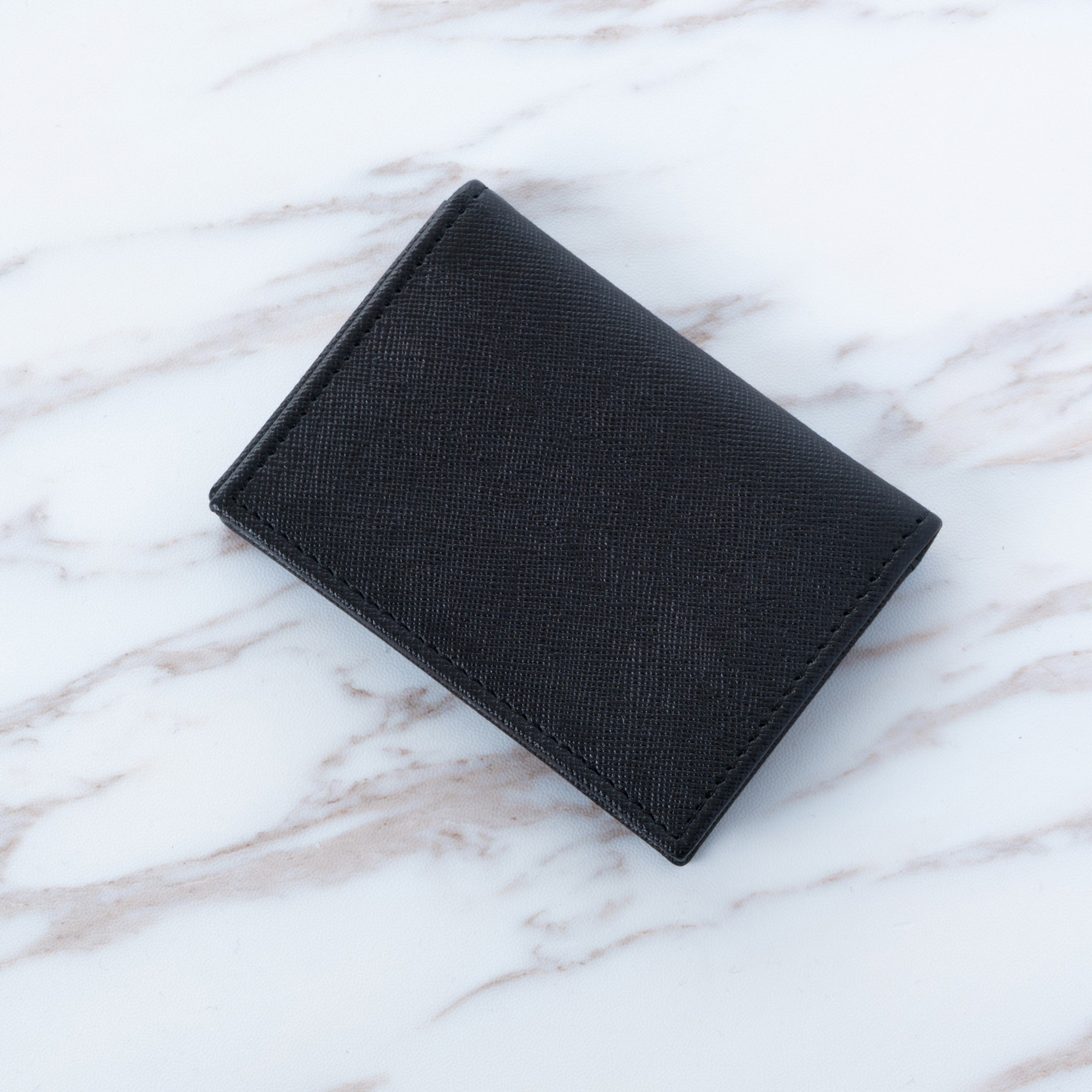 Alpine-Swiss-RFID-Leather-Business-Card-Wallet-Minimalist-ID-Window-Card-Holder thumbnail 37