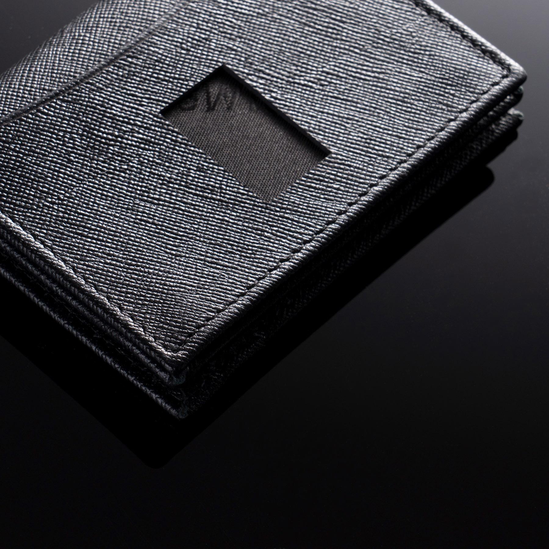 Alpine-Swiss-RFID-Leather-Business-Card-Wallet-Minimalist-ID-Window-Card-Holder thumbnail 35