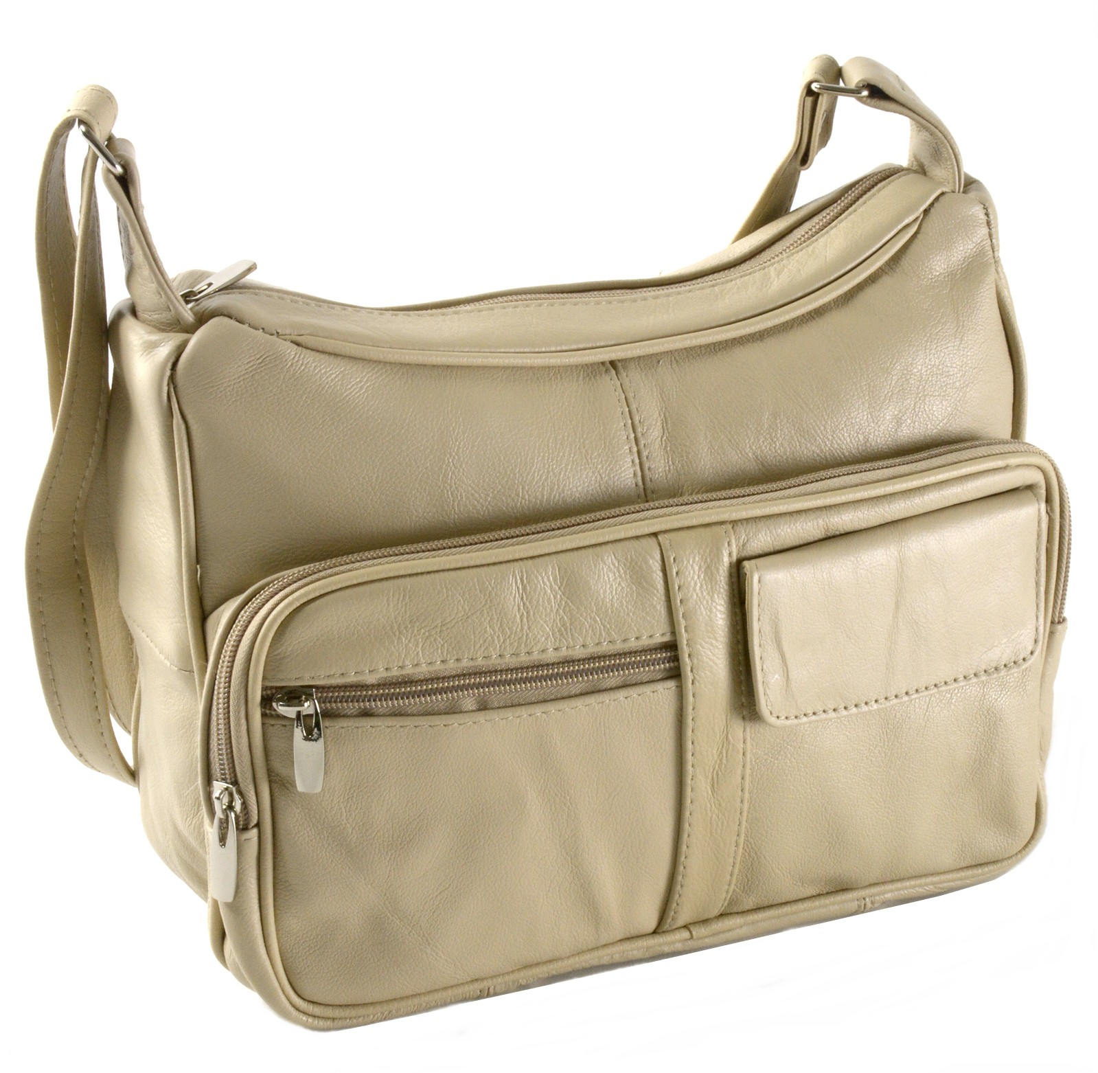eb4fcd5a77693d Leather Bag With Pockets | Stanford Center for Opportunity Policy in ...