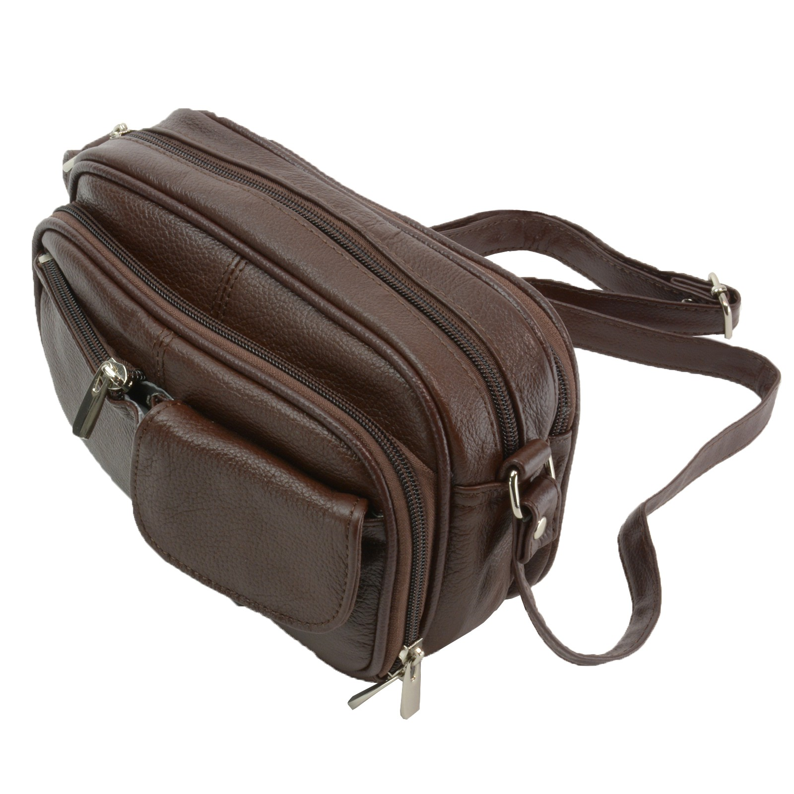 Black Shoes Brown Handbag