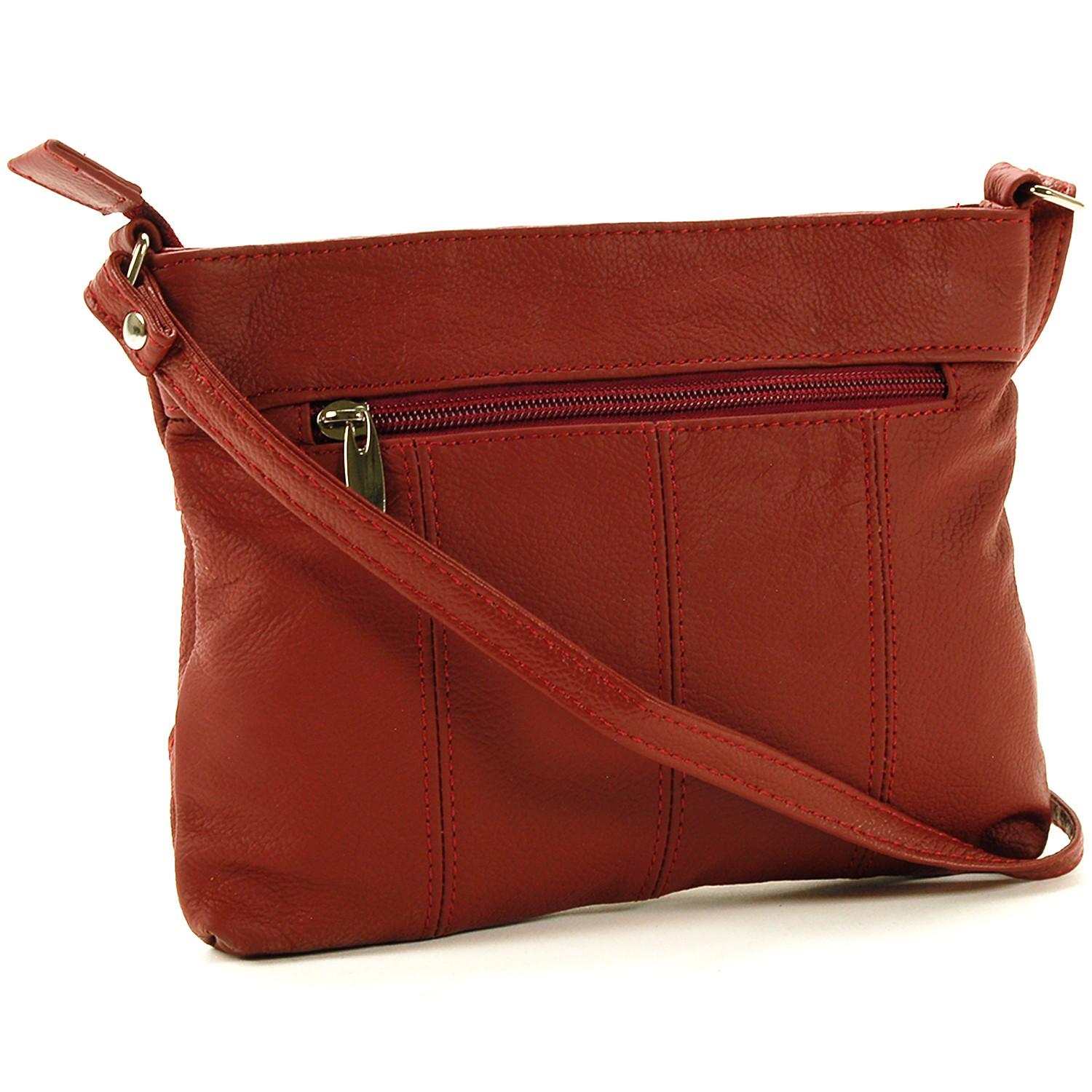 1fb43952cb Women s Genuine Leather Handbag Cross Body Bag Shoulder Bag ...