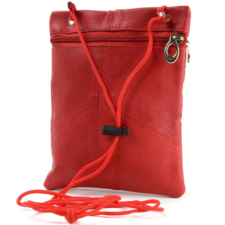 Soft-Leather-Purse-Organizer-Shoulder-Bag-4-Pocket-Micro-Handbag-Travel-Wallet thumbnail 36