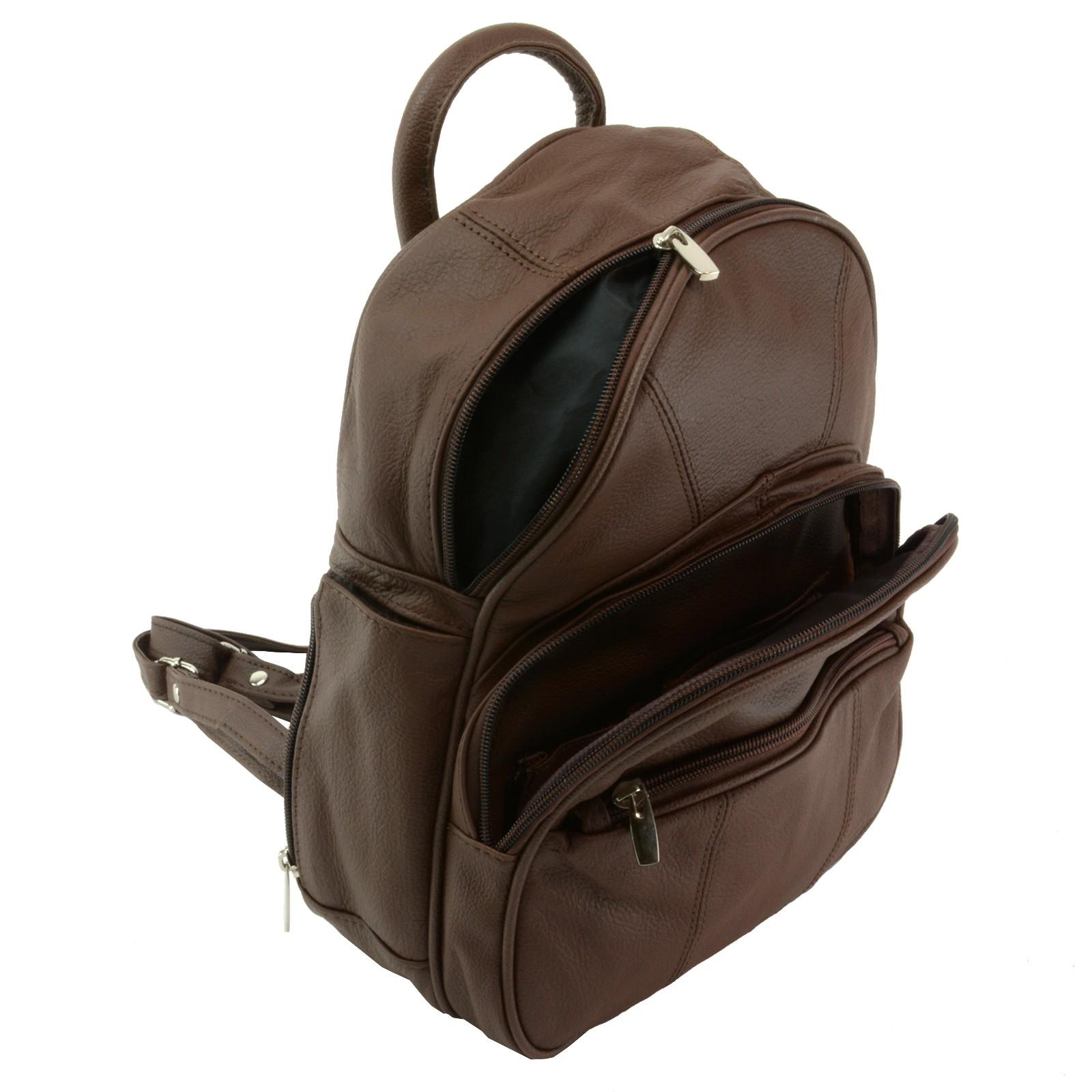 2e473dc4a9 New Leather Backpack Purse Sling Bag Back Pack Shoulder Handbag .