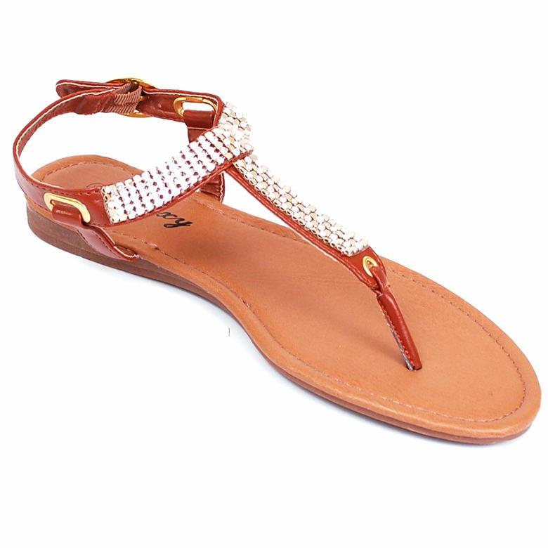 f640adb7621 Womens Gladiator Sandals Rhinestone   Sequin Shoes Ankle Strap Roman ...