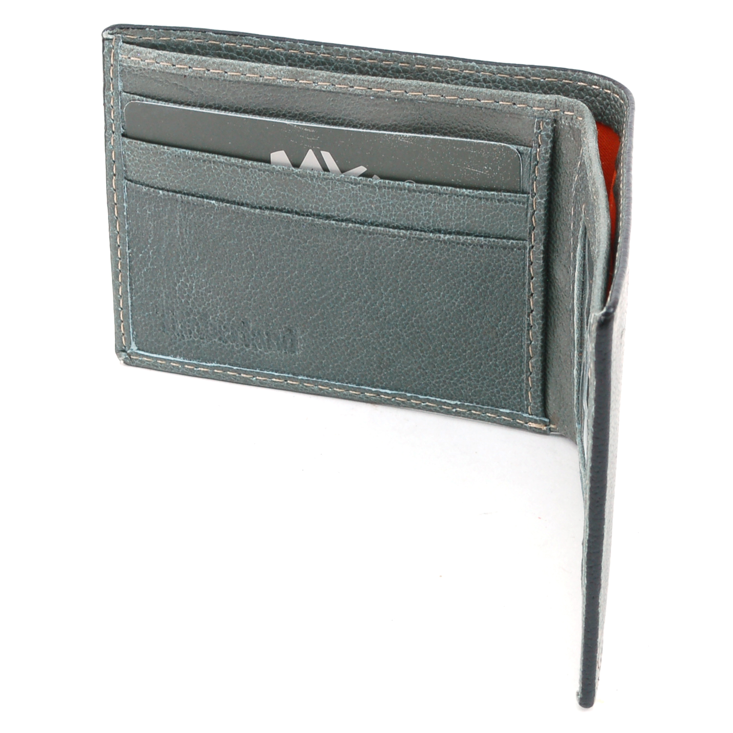 Timberland Thin Slimfold Wallet Genuine Leather Mens ...