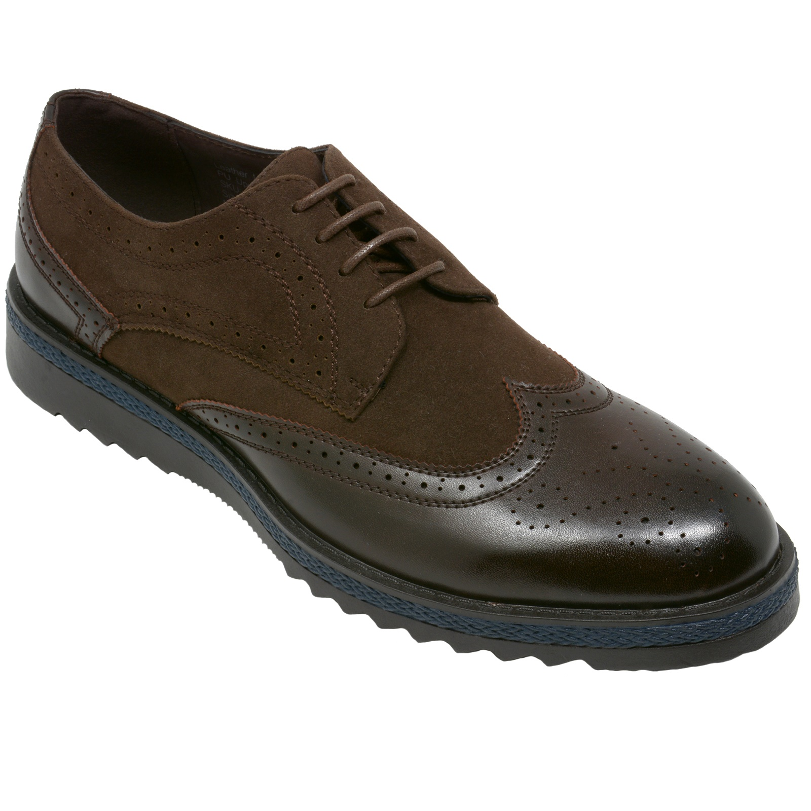 Alpine-Swiss-Alec-Mens-Wingtip-Shoes-1-5-Ripple-Sole-Leather-Insole-amp-Lining thumbnail 13