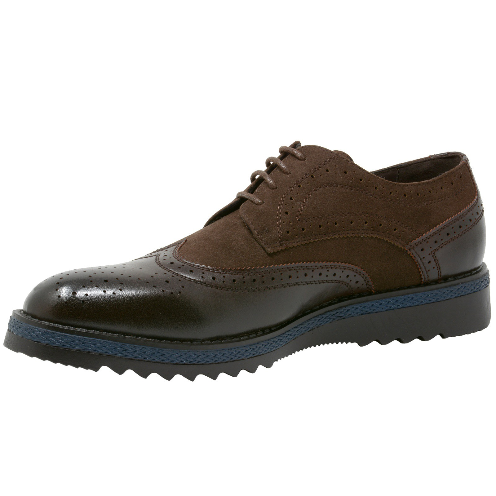 Alpine-Swiss-Alec-Mens-Wingtip-Shoes-1-5-Ripple-Sole-Leather-Insole-amp-Lining thumbnail 14