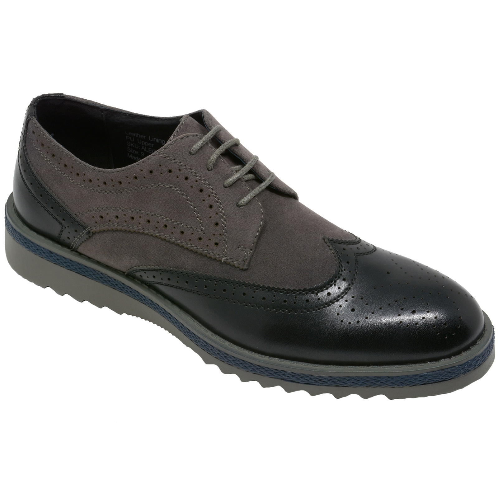 Alpine-Swiss-Alec-Mens-Wingtip-Shoes-1-5-Ripple-Sole-Leather-Insole-amp-Lining thumbnail 19