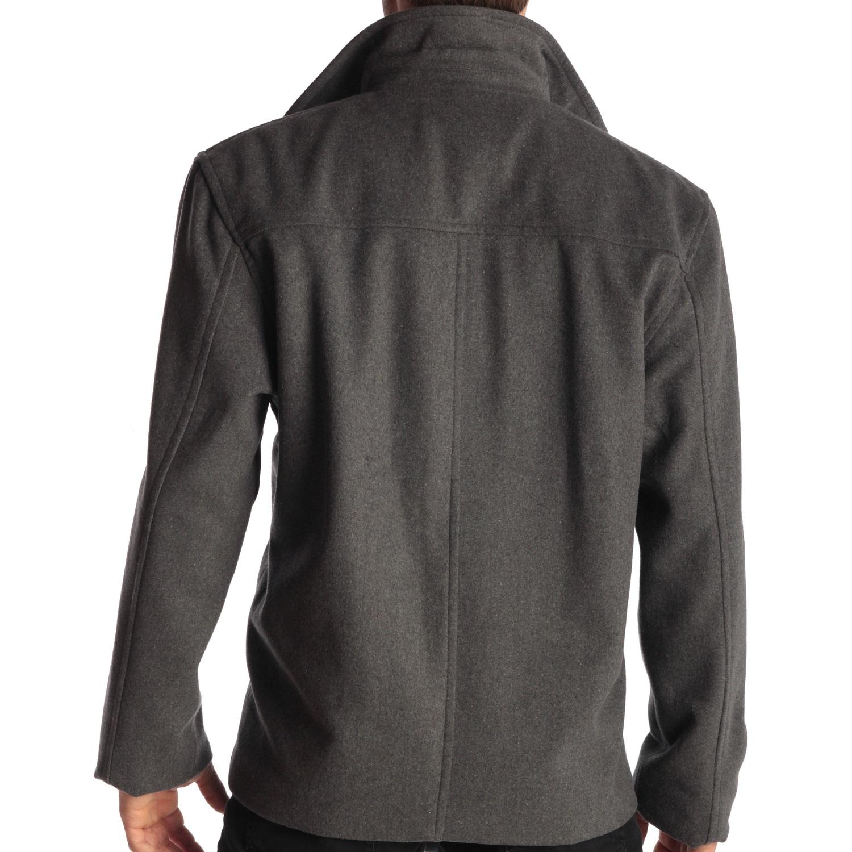 Alpine-Swiss-Grant-Mens-28-034-Open-Bottom-Jacket-Wool-Blend-JD-Bomber-Coat-Zipered thumbnail 26