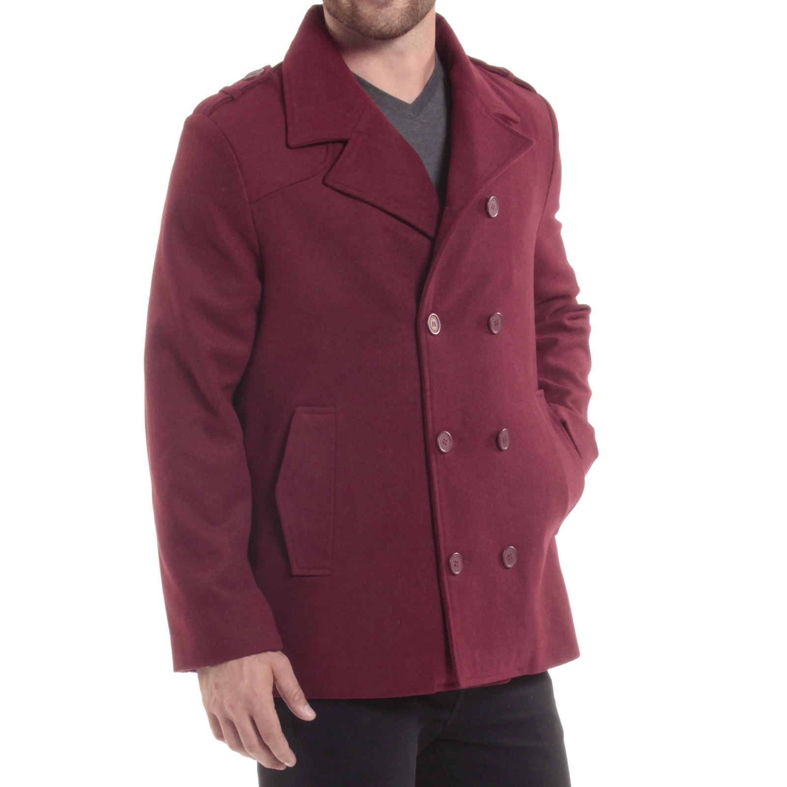 FREE Shipping & FREE Returns on Men's Designer Pea Coats, Top Coats & Overcoats. Shop now! Pick Up in Store Available.