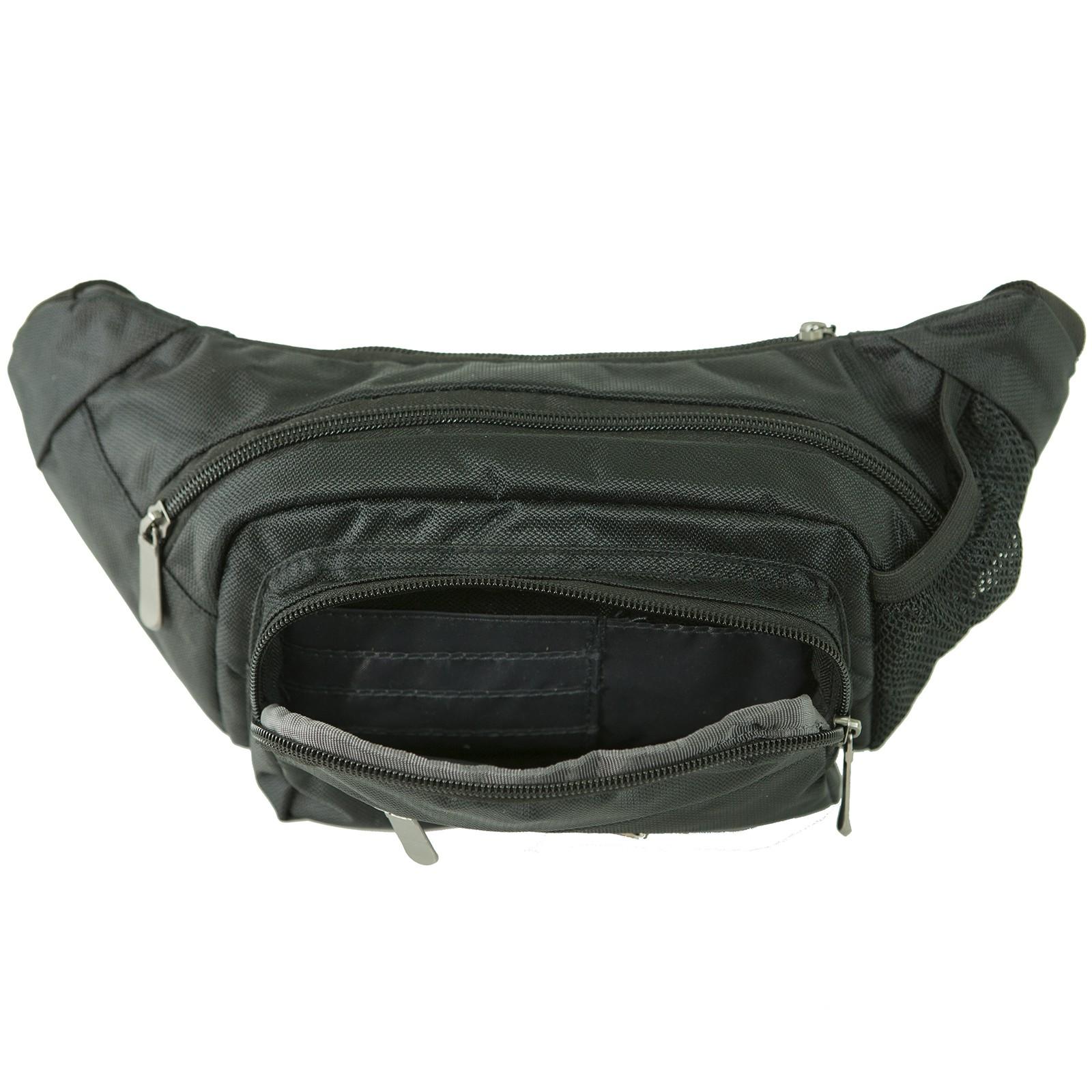 Alpine Swiss Fanny Pack Secure Travel Case Adjustable Belt Sport Pouch Waist Bag Ebay