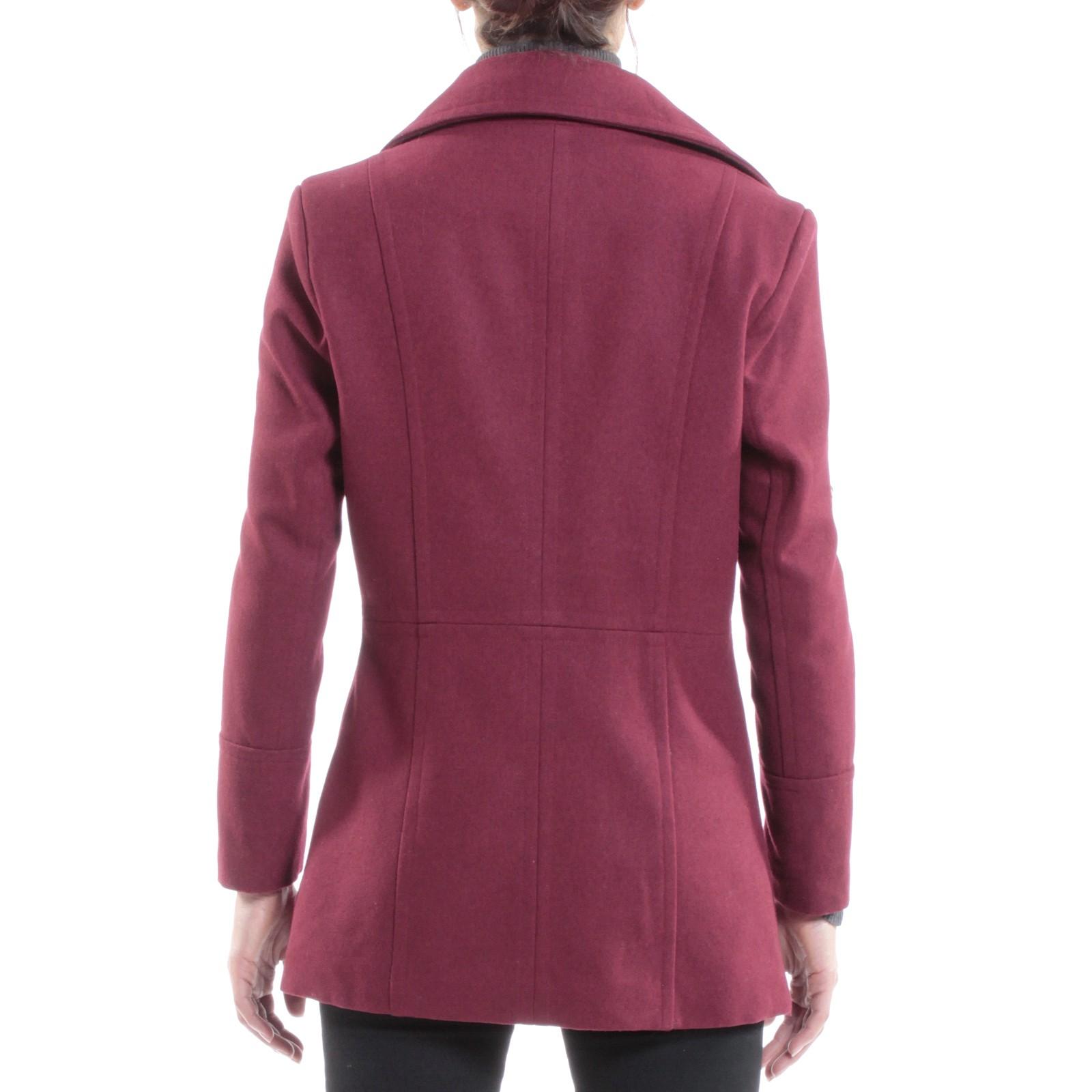 Alpine-Swiss-Emma-Womens-Peacoat-Jacket-Wool-Blazer-Double-Breasted-Overcoat-New thumbnail 28
