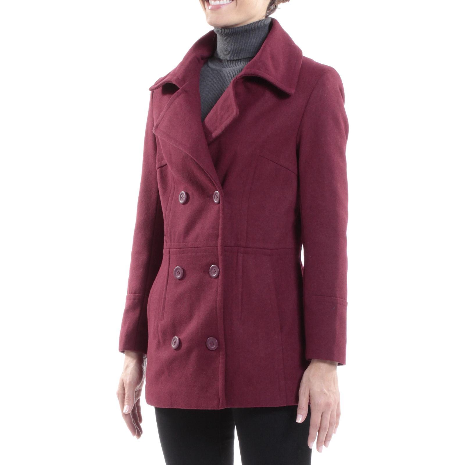 Alpine-Swiss-Emma-Womens-Peacoat-Jacket-Wool-Blazer-Double-Breasted-Overcoat-New thumbnail 31