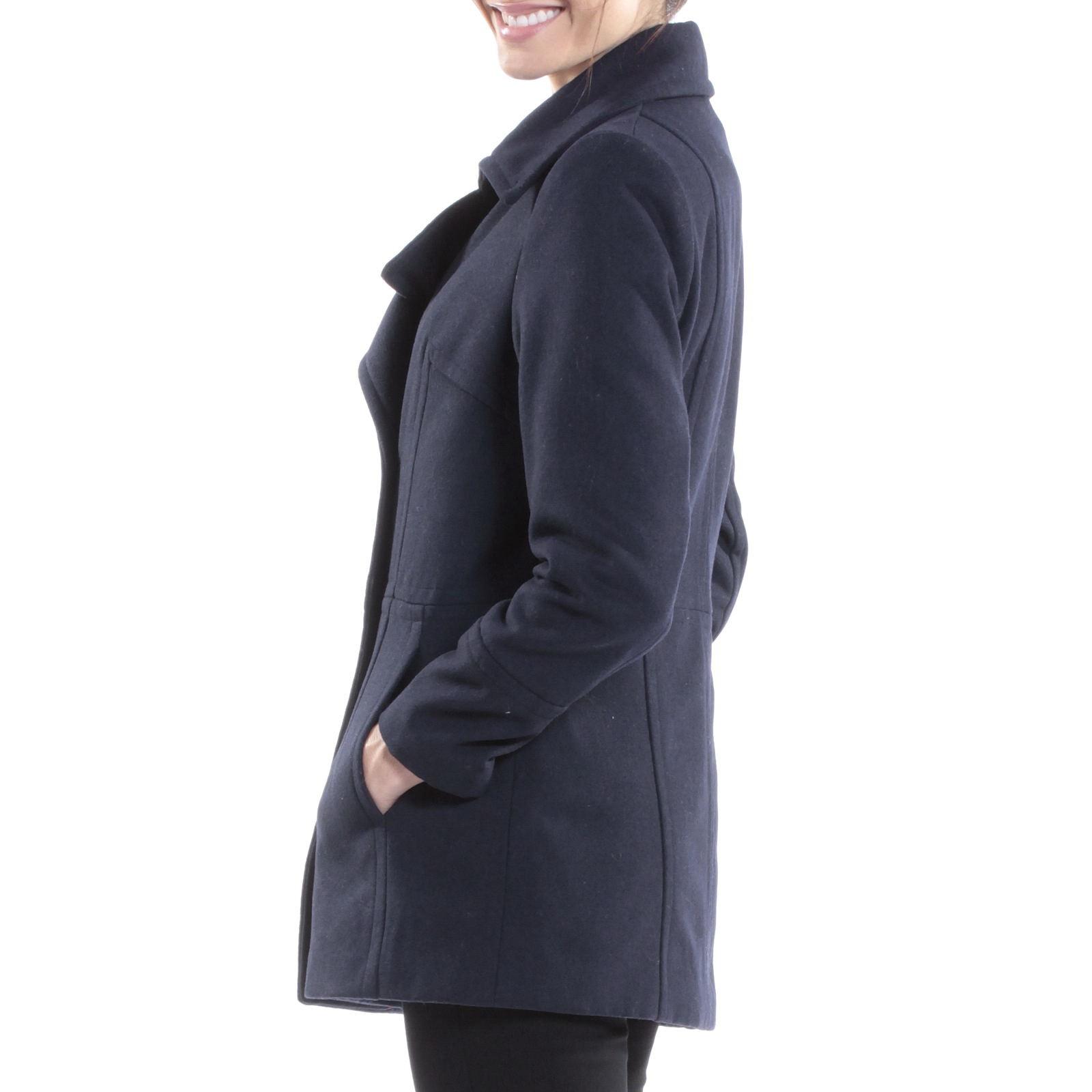 Alpine-Swiss-Emma-Womens-Peacoat-Jacket-Wool-Blazer-Double-Breasted-Overcoat-New thumbnail 51