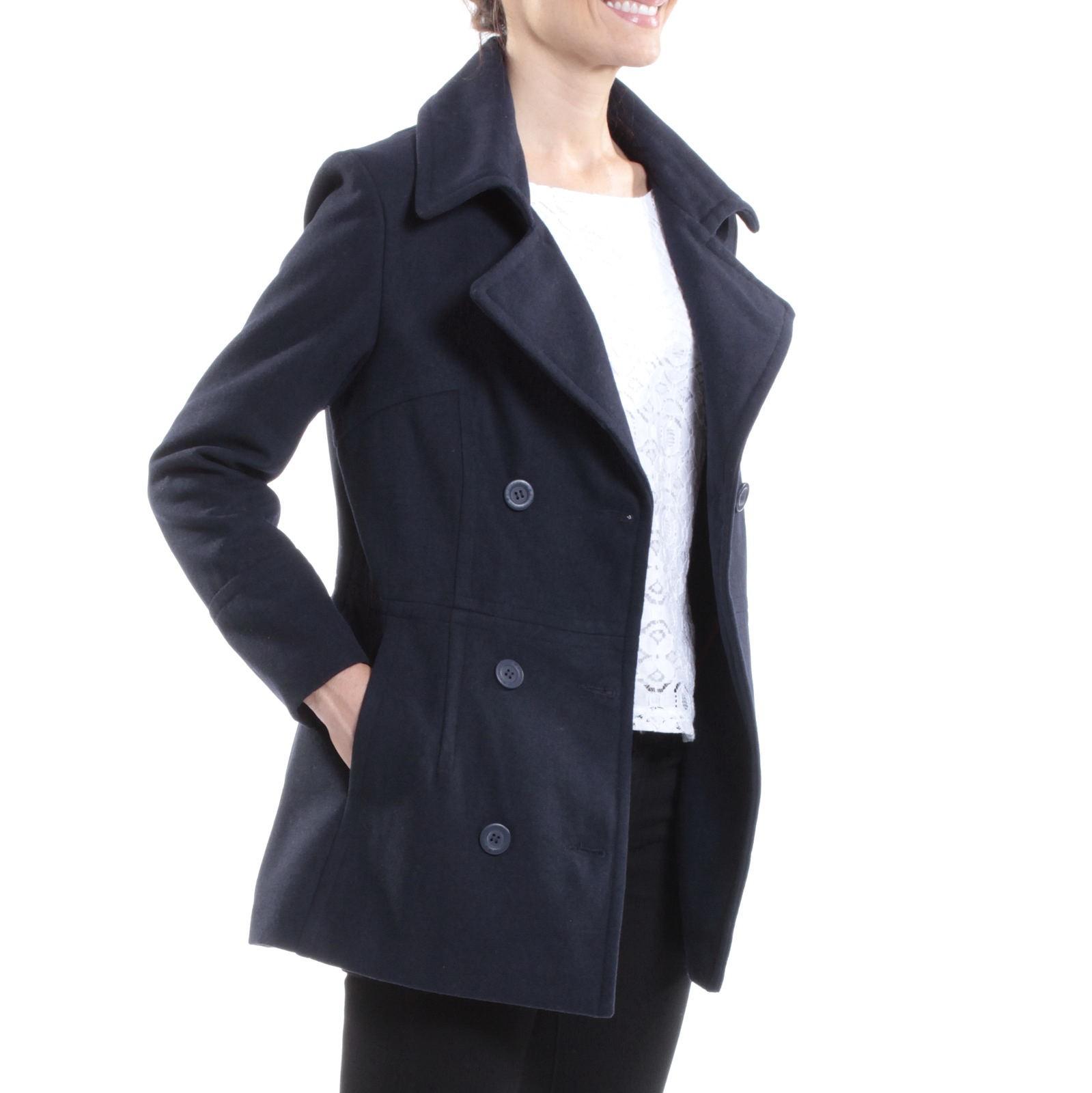 Alpine-Swiss-Emma-Womens-Peacoat-Jacket-Wool-Blazer-Double-Breasted-Overcoat-New thumbnail 54