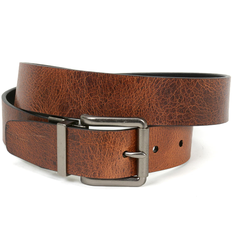 Cuir boucle réversible ceinture 35MM Vintage volcan en détresse Timberland  hommes.   Titre)   4481011f564