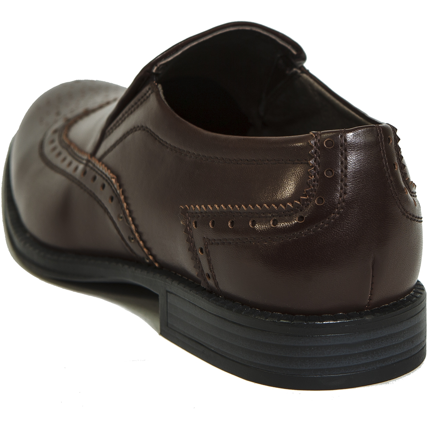 Alpine-Swiss-Basel-Mens-Wing-Tip-Dress-Shoes-Brogue-Medallion-Slip-On-Loafers thumbnail 20