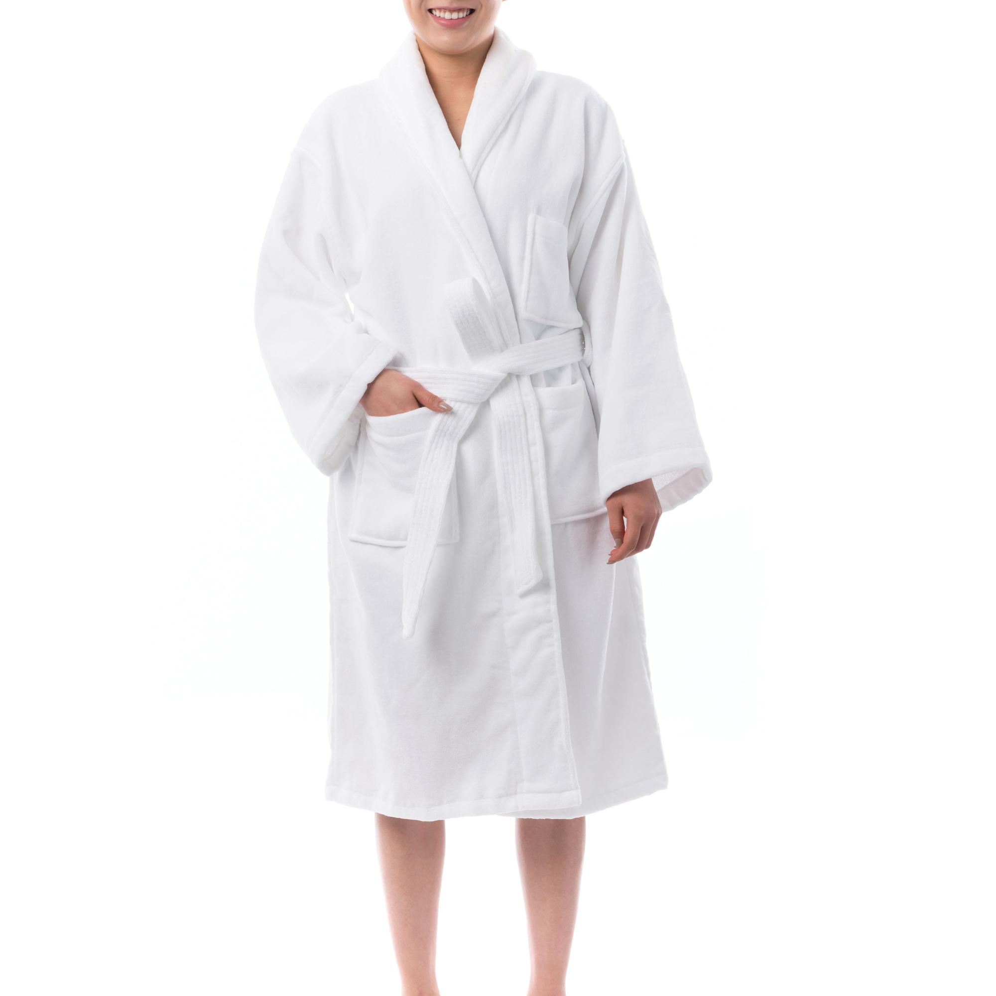 Buy Women S Spa Robe Cotton