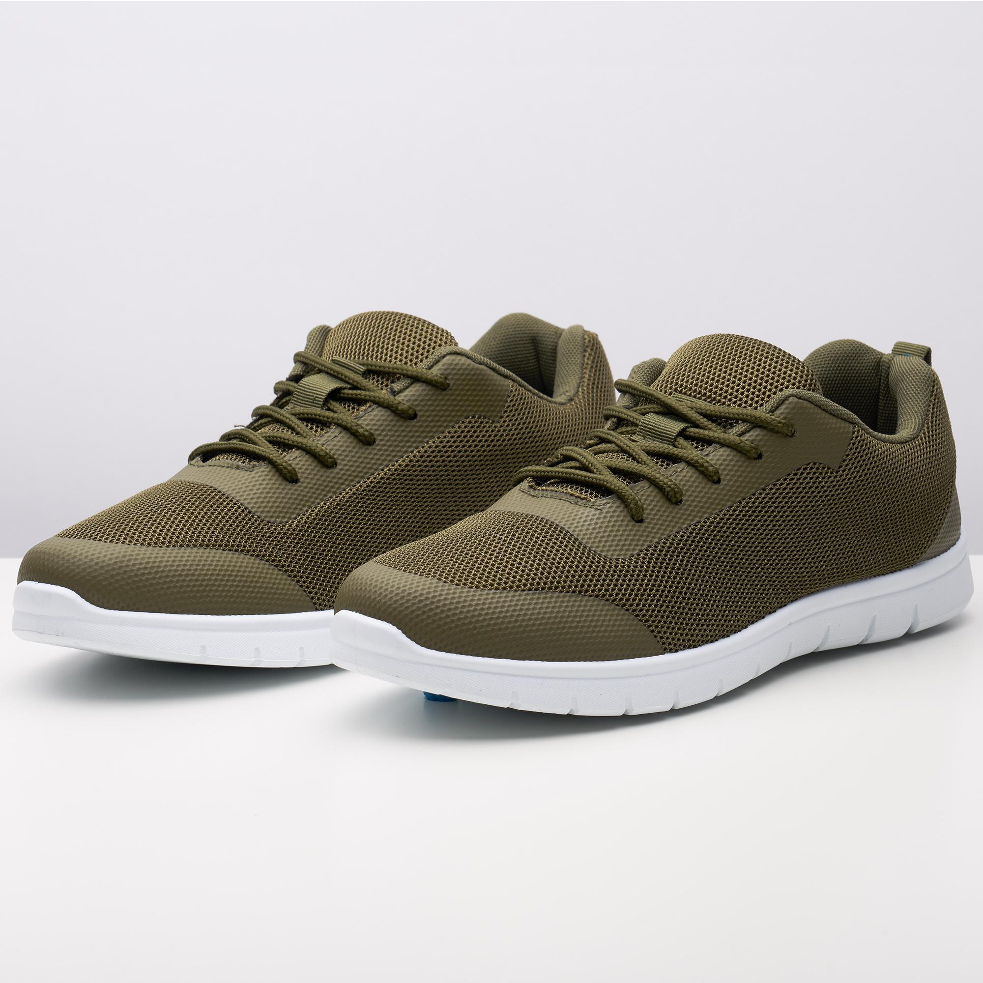 thumbnail 33 - Alpine Swiss Bolt Mesh Sneaker Casual Light Shoes For Men With Shoe Bag