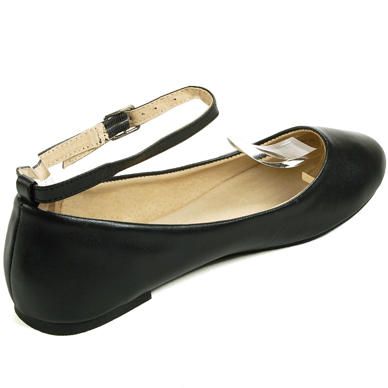 Womens White Tan Flat Shoes