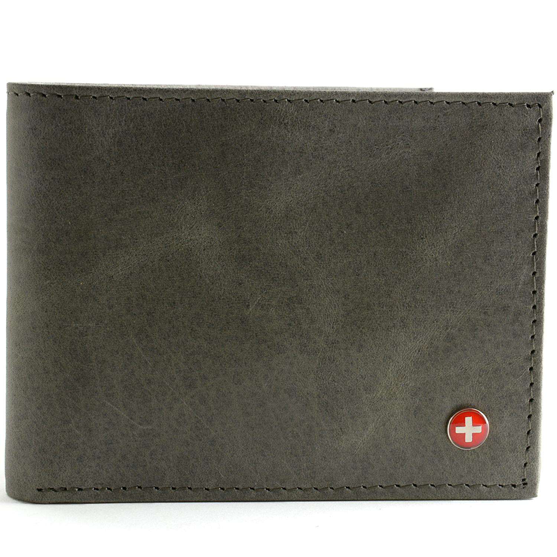 Alpine-Swiss-RFID-Blocking-Mens-Bifold-Wallet-Keep-Identity-amp-Credit-Cards-Safe