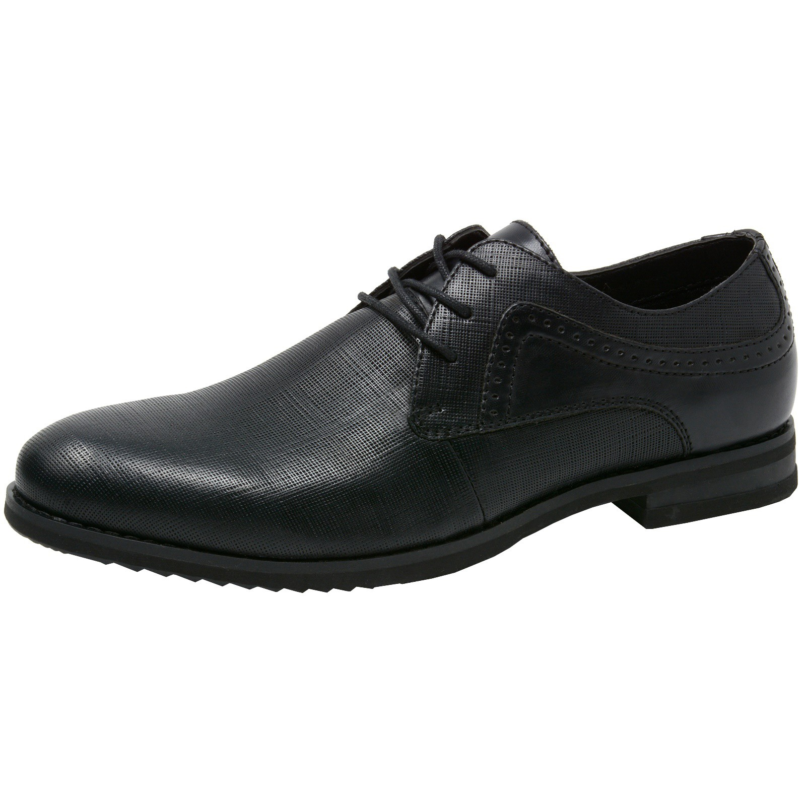 Double-Diamond-by-Alpine-Swiss-Mens-Saffiano-Leather-Lace-Up-Oxford-Dress-Shoes thumbnail 14