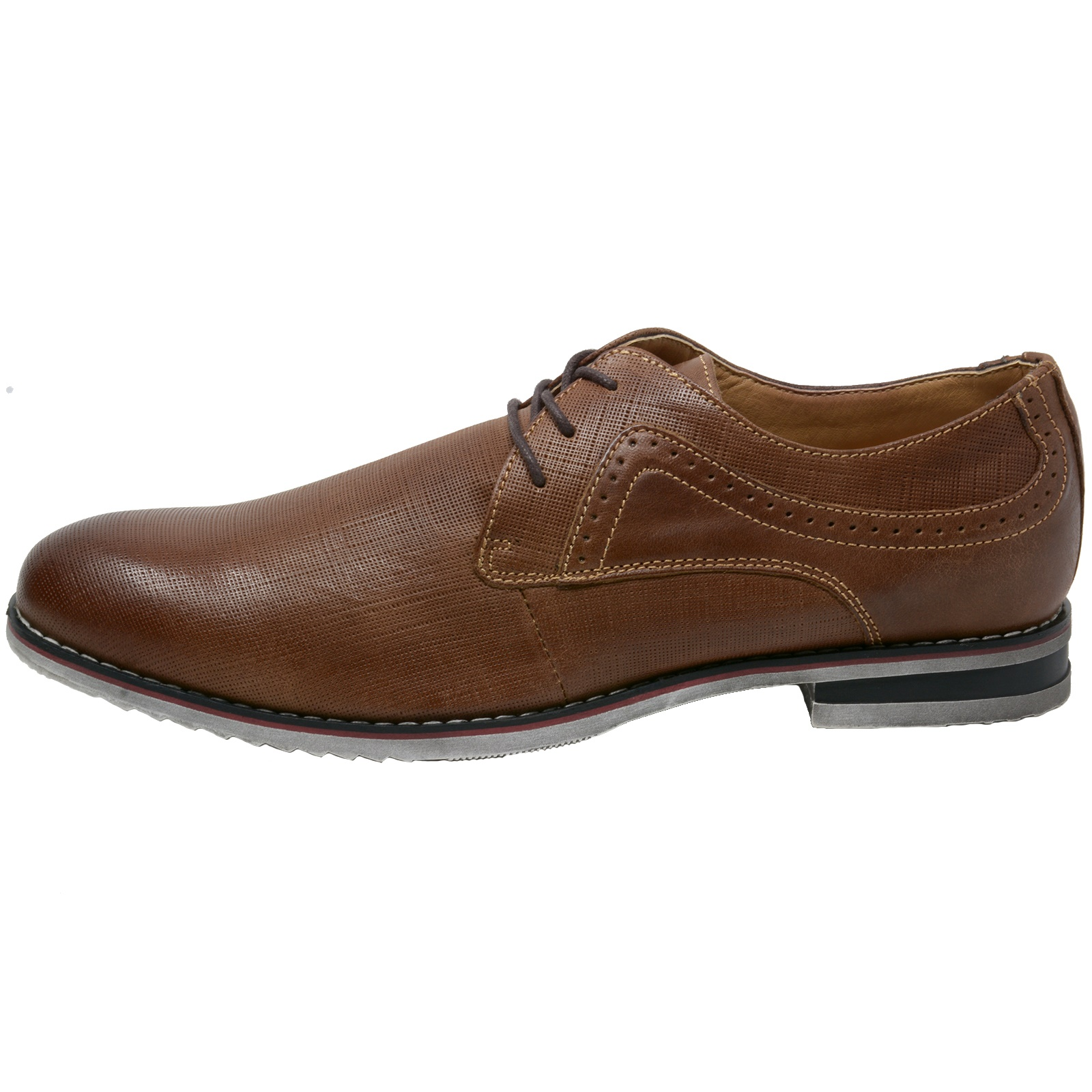 Double-Diamond-by-Alpine-Swiss-Mens-Saffiano-Leather-Lace-Up-Oxford-Dress-Shoes thumbnail 19