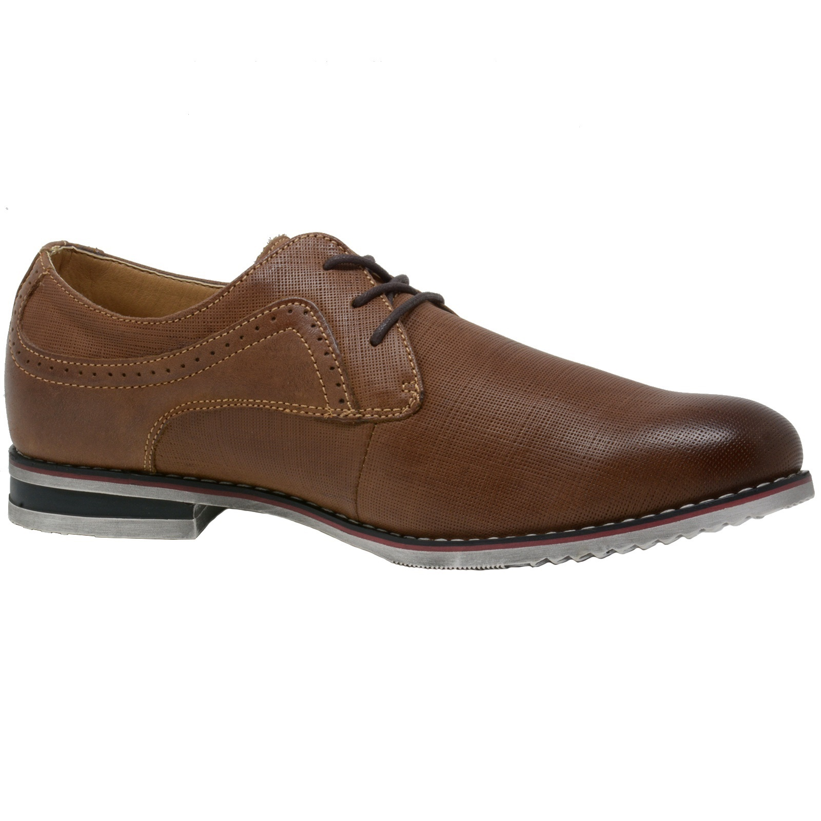 Double-Diamond-by-Alpine-Swiss-Mens-Saffiano-Leather-Lace-Up-Oxford-Dress-Shoes thumbnail 20