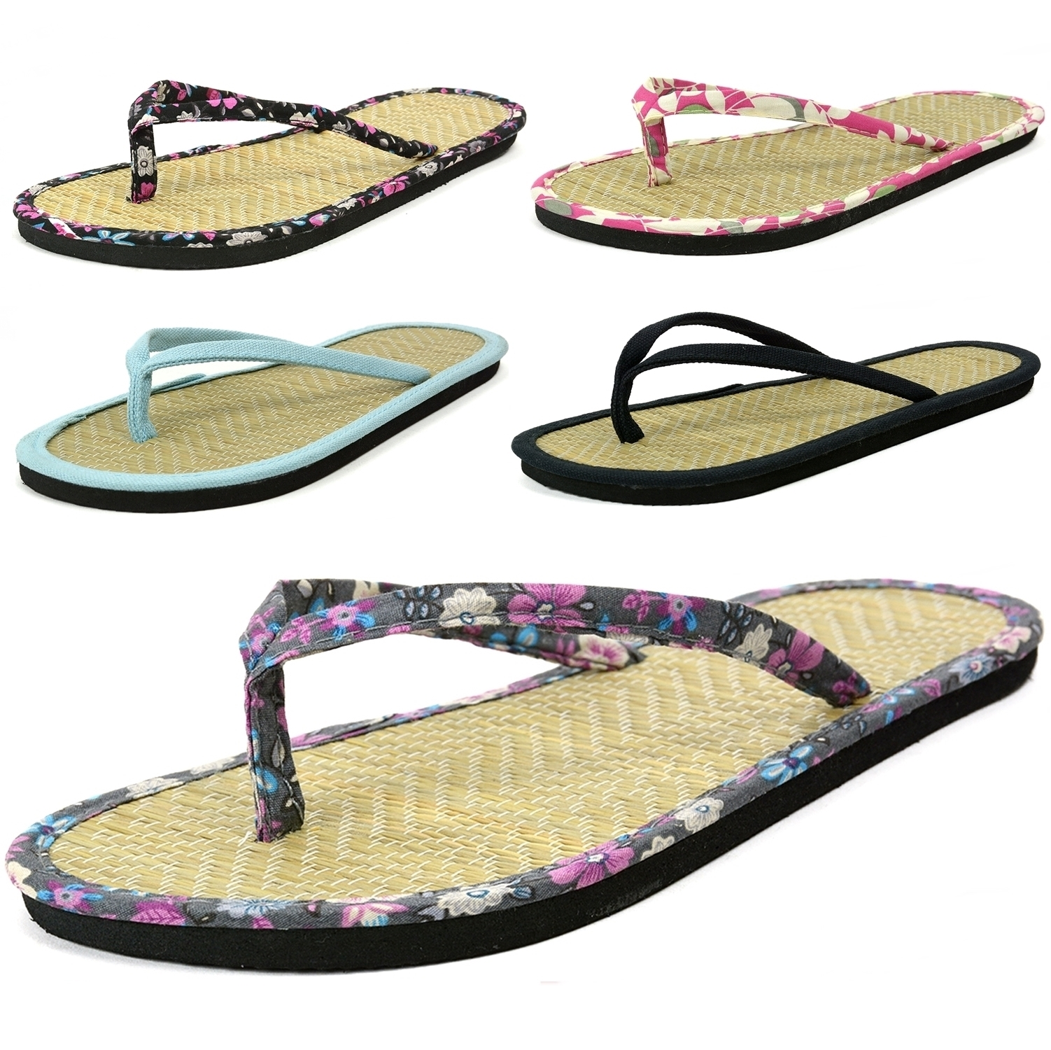 Womens Flip Flops A pair of flip flops (or two) are women's summer wardrobe essentials without doubt. They are ultra-comfortable, supportive and can carry .