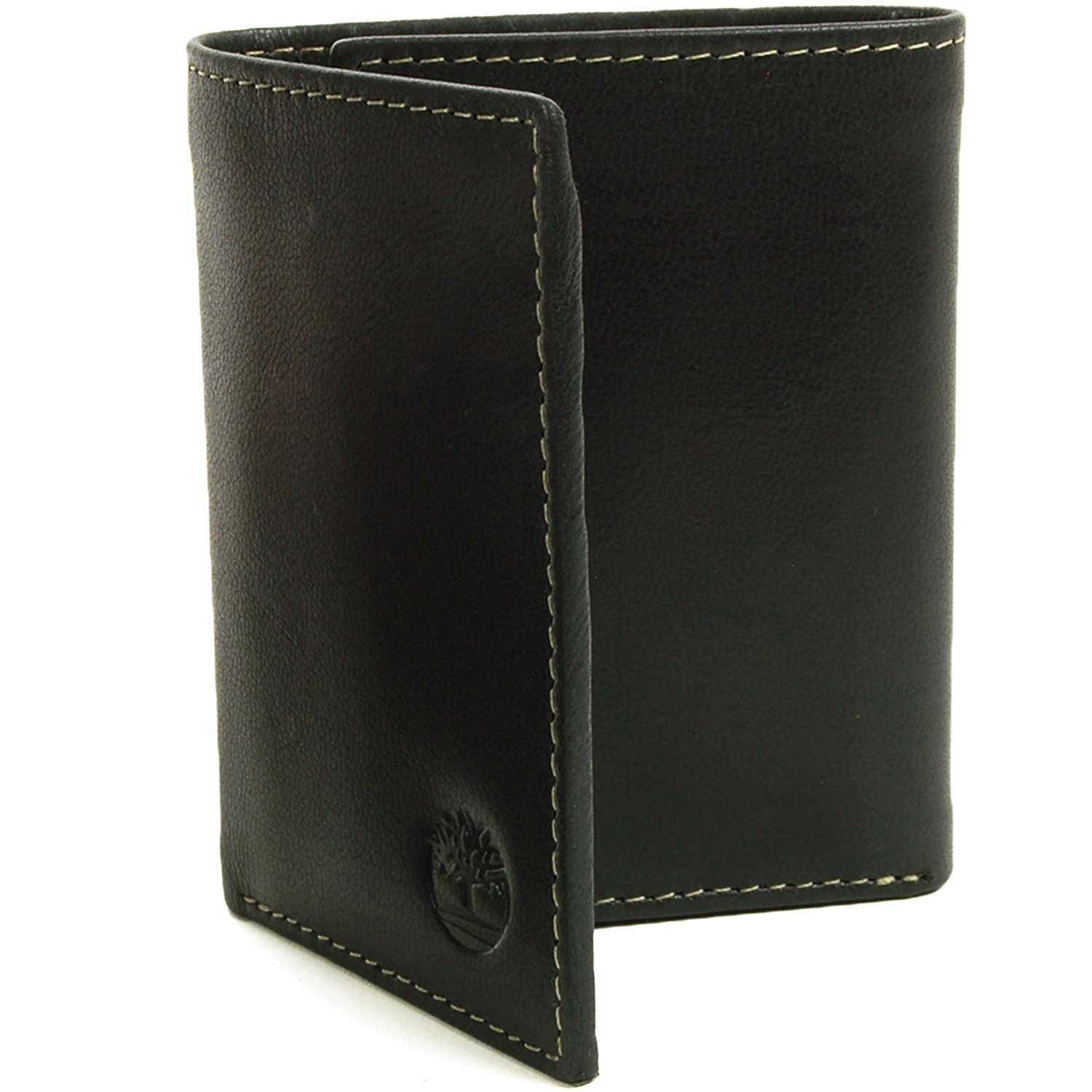 Timberland Men S Leather Wallet Double Billfold Section Id