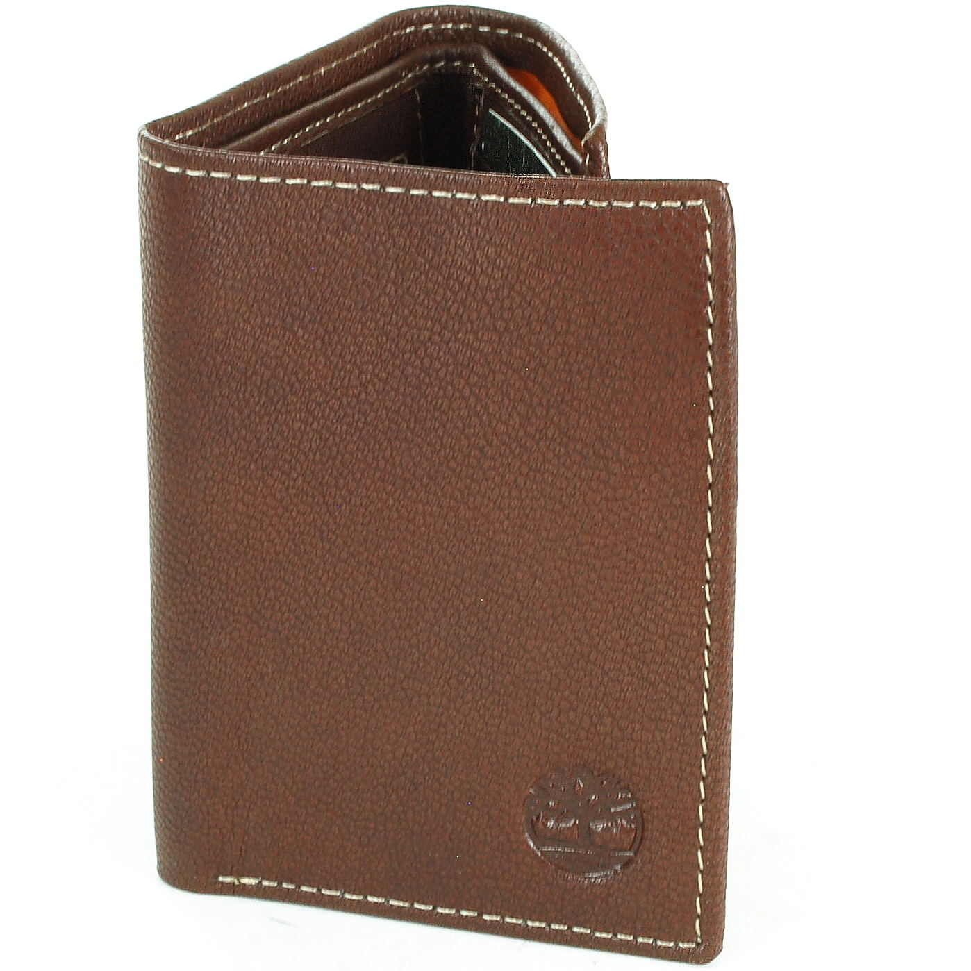 aad6f3f552fb4 Timberland Men s Slim Trifold Wallet Soft Genuine Leather ID Card ...