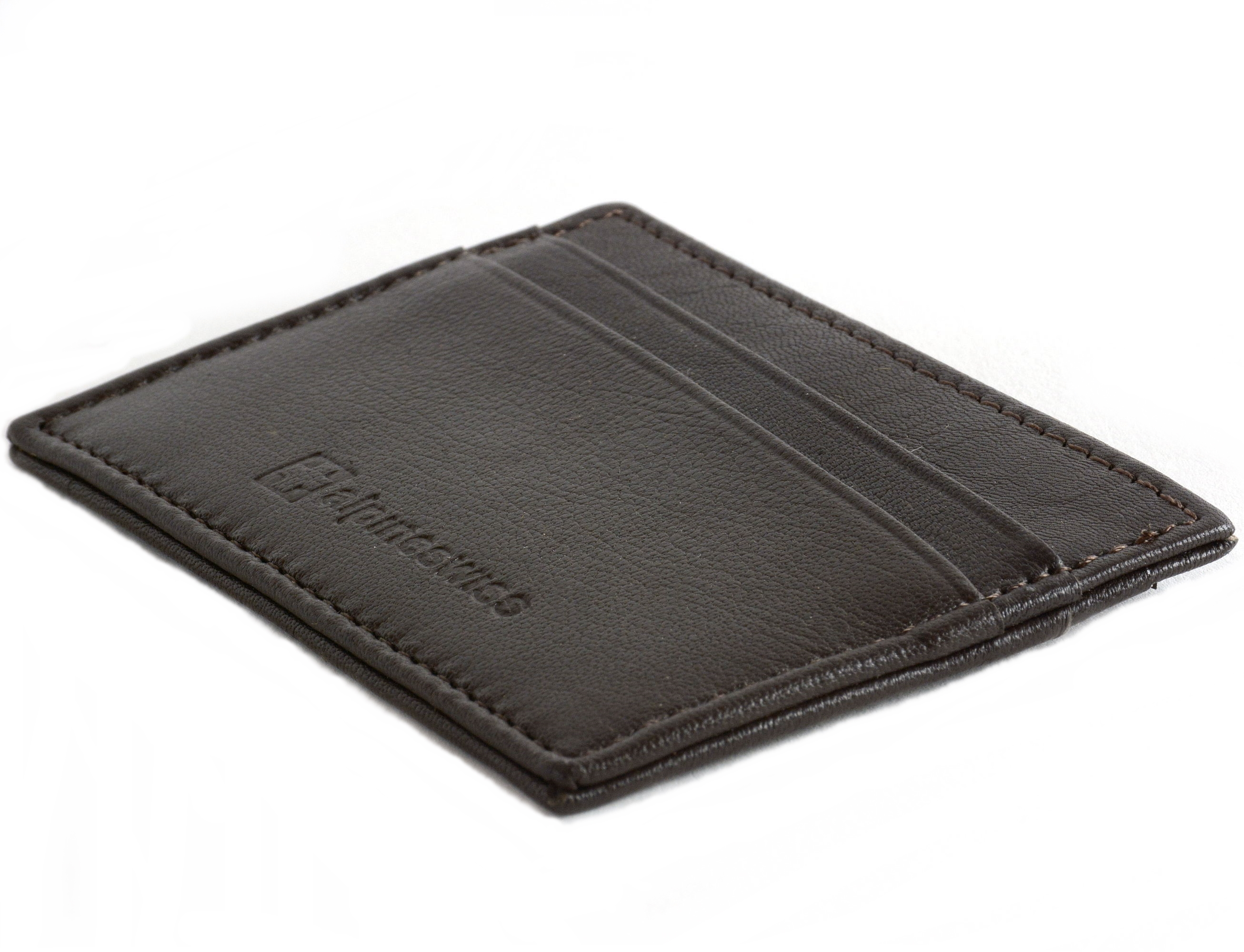 Alpine-Swiss-Minimalist-Leather-Front-Pocket-Wallet-5-Card-Slots-Slim-Thin-Case thumbnail 54