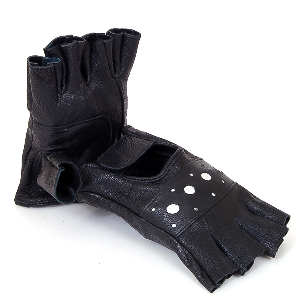 Alpine Swiss Men's Genuine Leather Gloves Weight Training ...