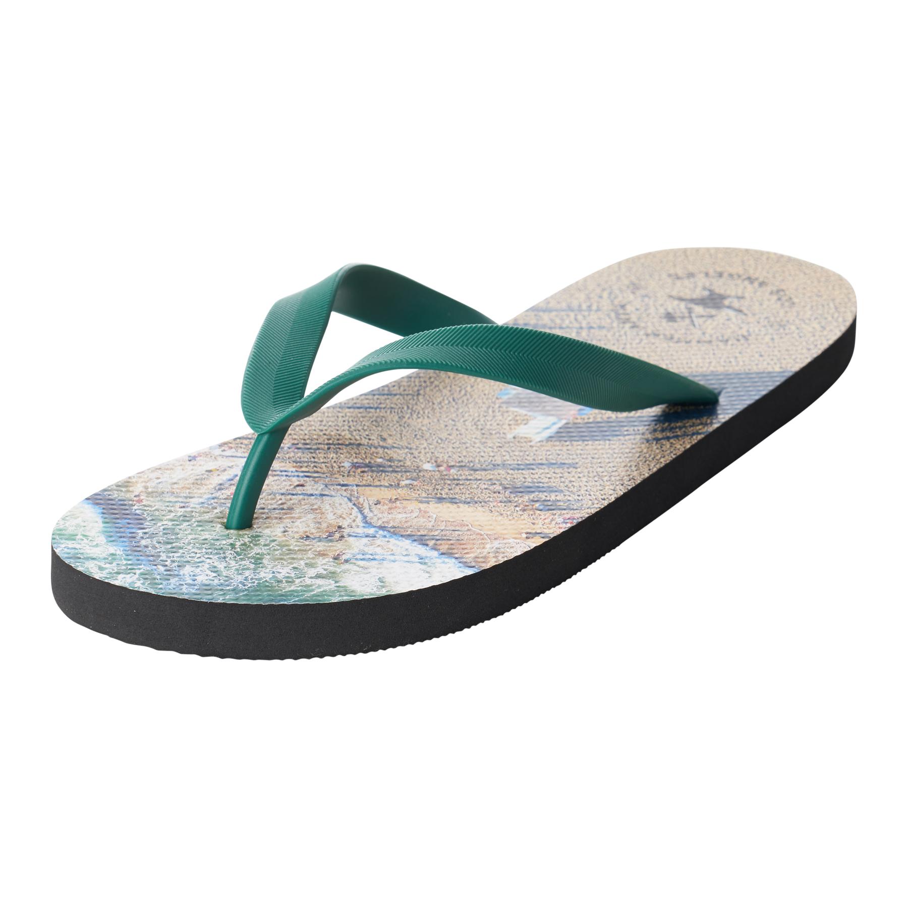 Hammer-Anvil-Mens-Flip-Flops-Casual-Thong-Summer-Sandals-Comfortable-Beach-Shoes thumbnail 12