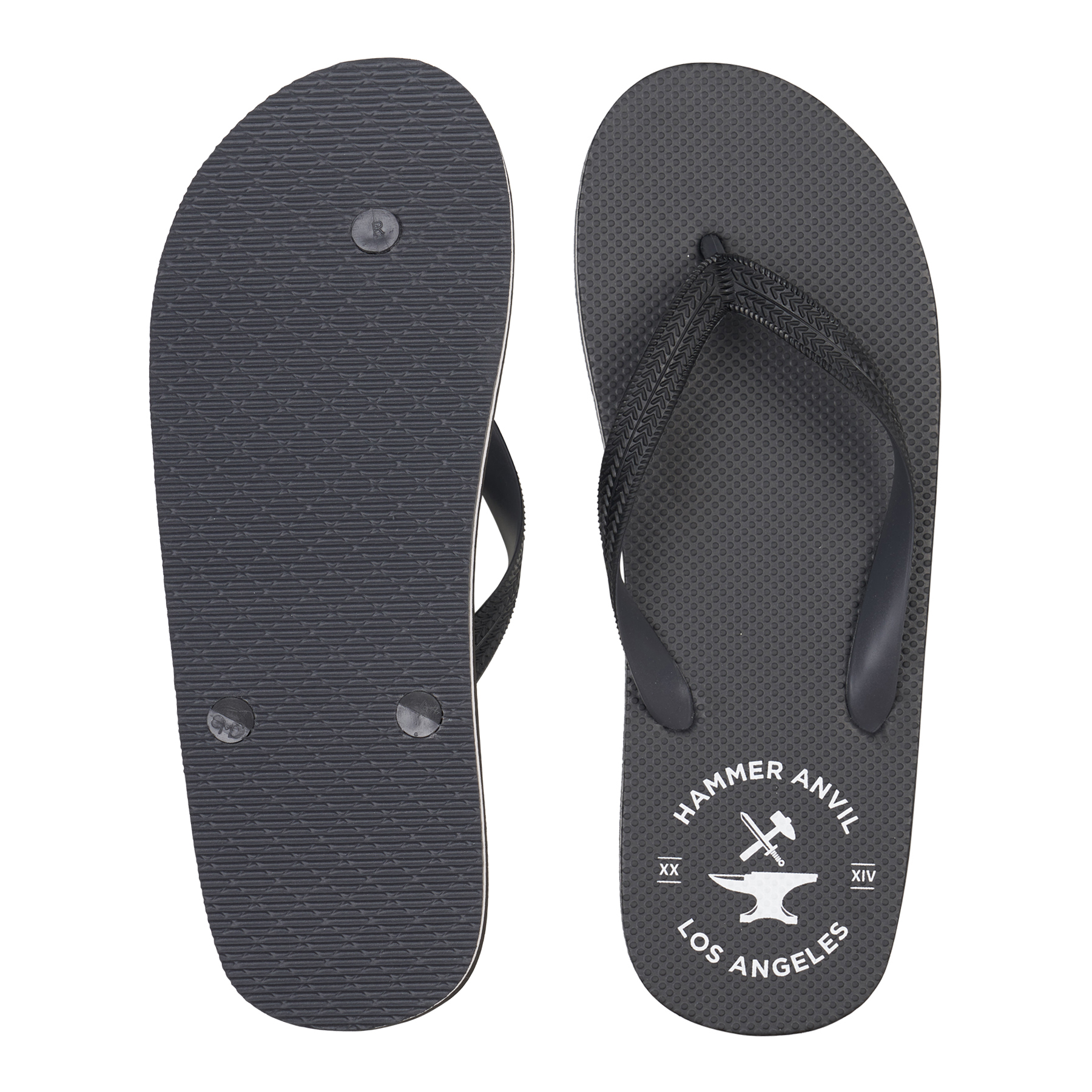 Hammer-Anvil-Mens-Flip-Flops-Casual-Thong-Summer-Sandals-Comfortable-Beach-Shoes thumbnail 18