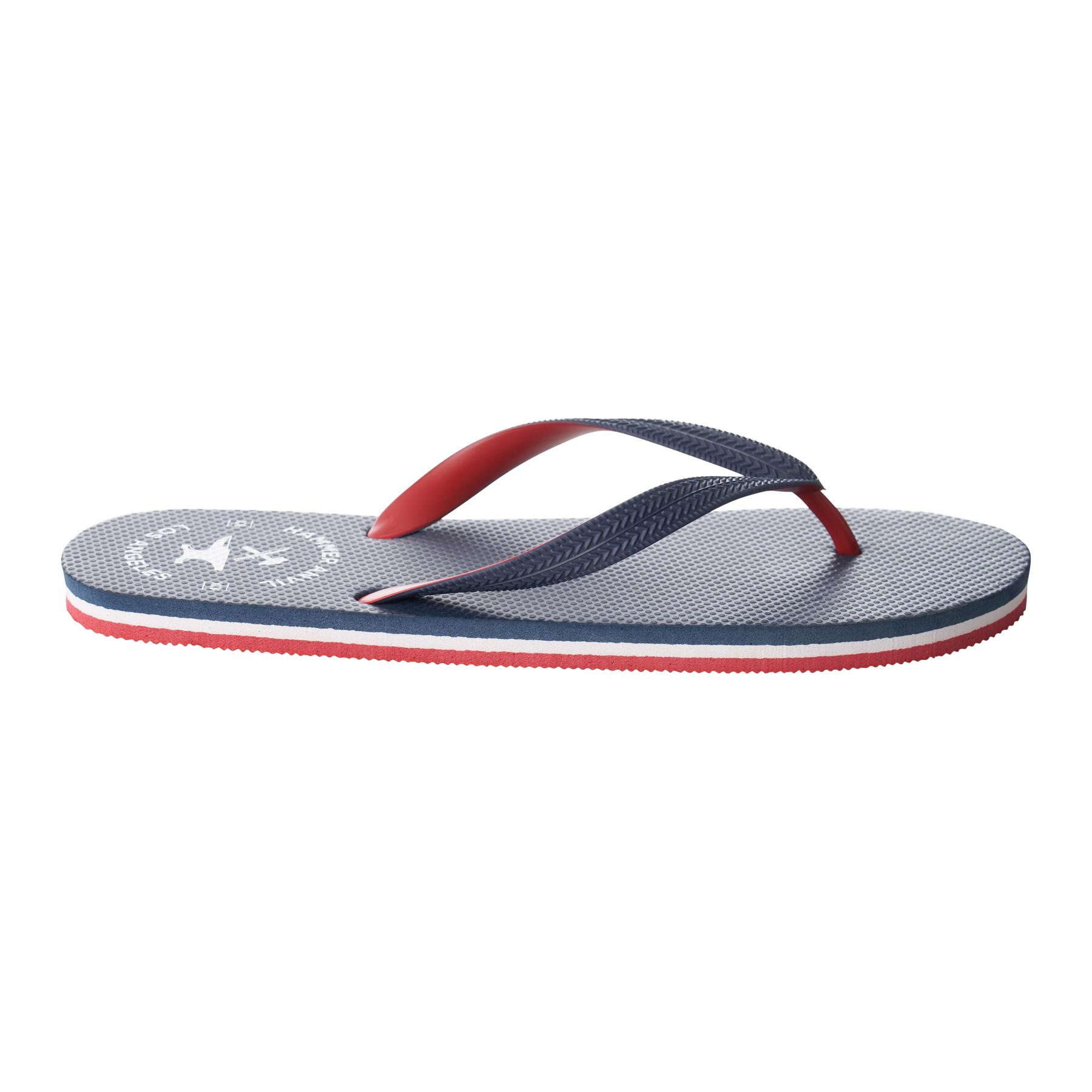Hammer-Anvil-Mens-Flip-Flops-Casual-Thong-Summer-Sandals-Comfortable-Beach-Shoes thumbnail 21
